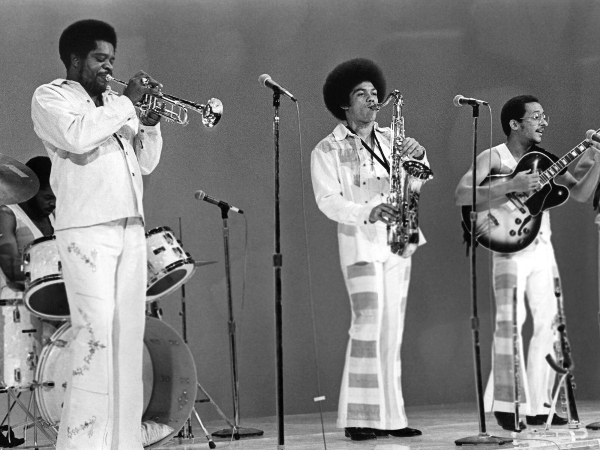 Donald Byrd On Soul Train