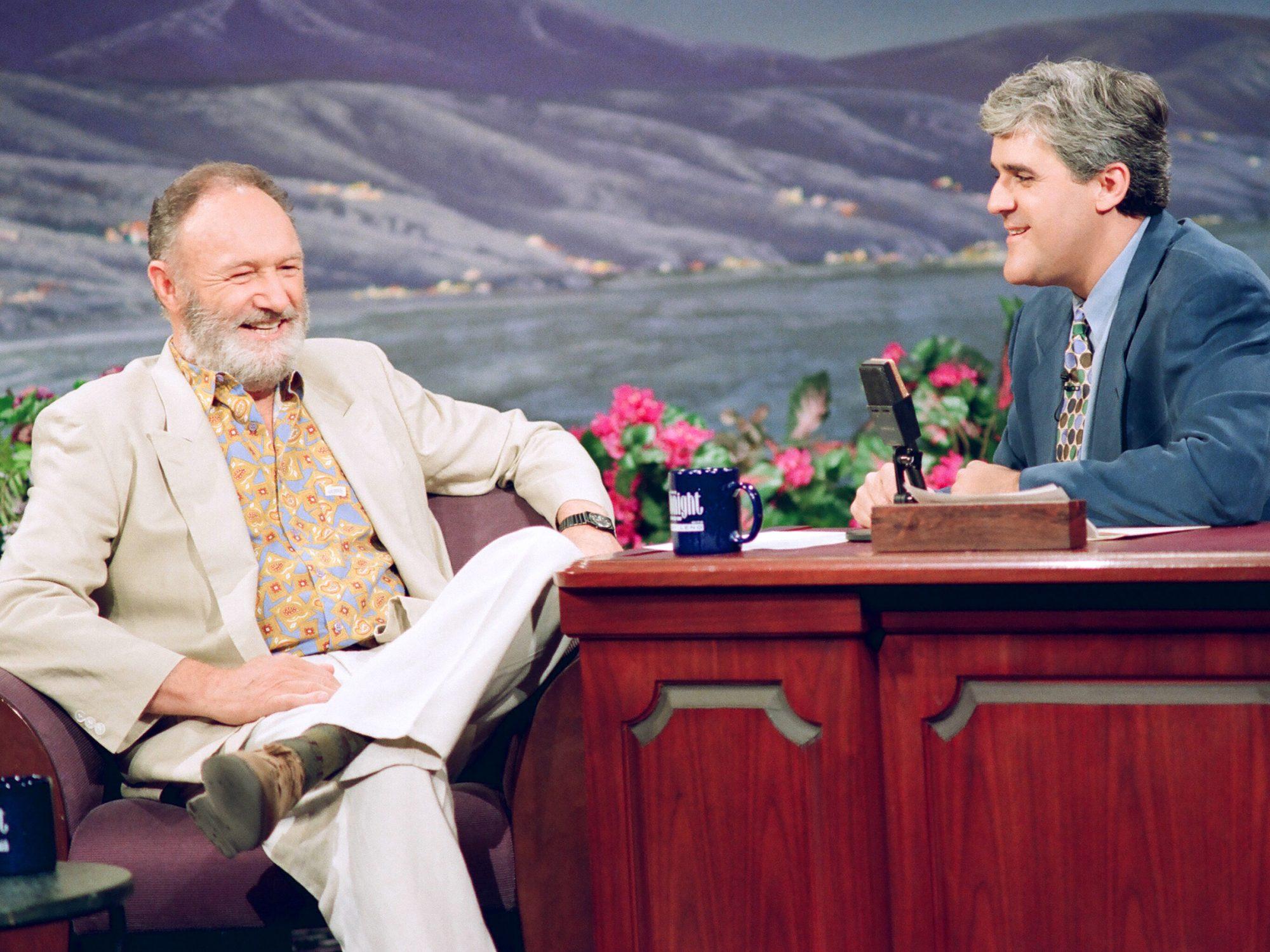 The Tonight Show with Jay Leno - Season 2