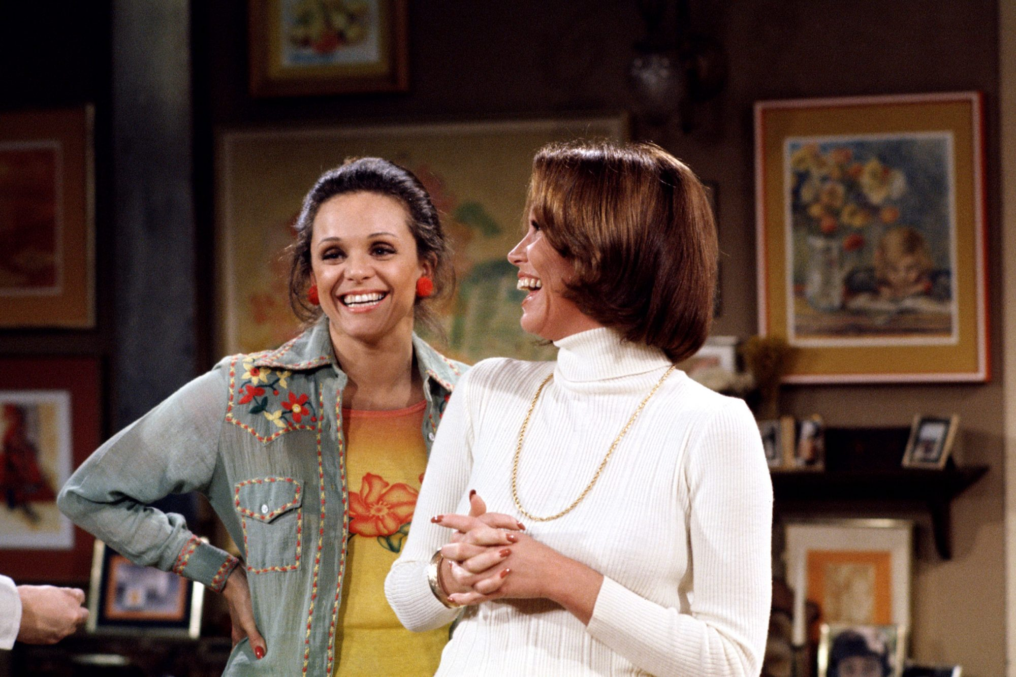 Mary and Rhoda (Mary Tyler Moore Show)