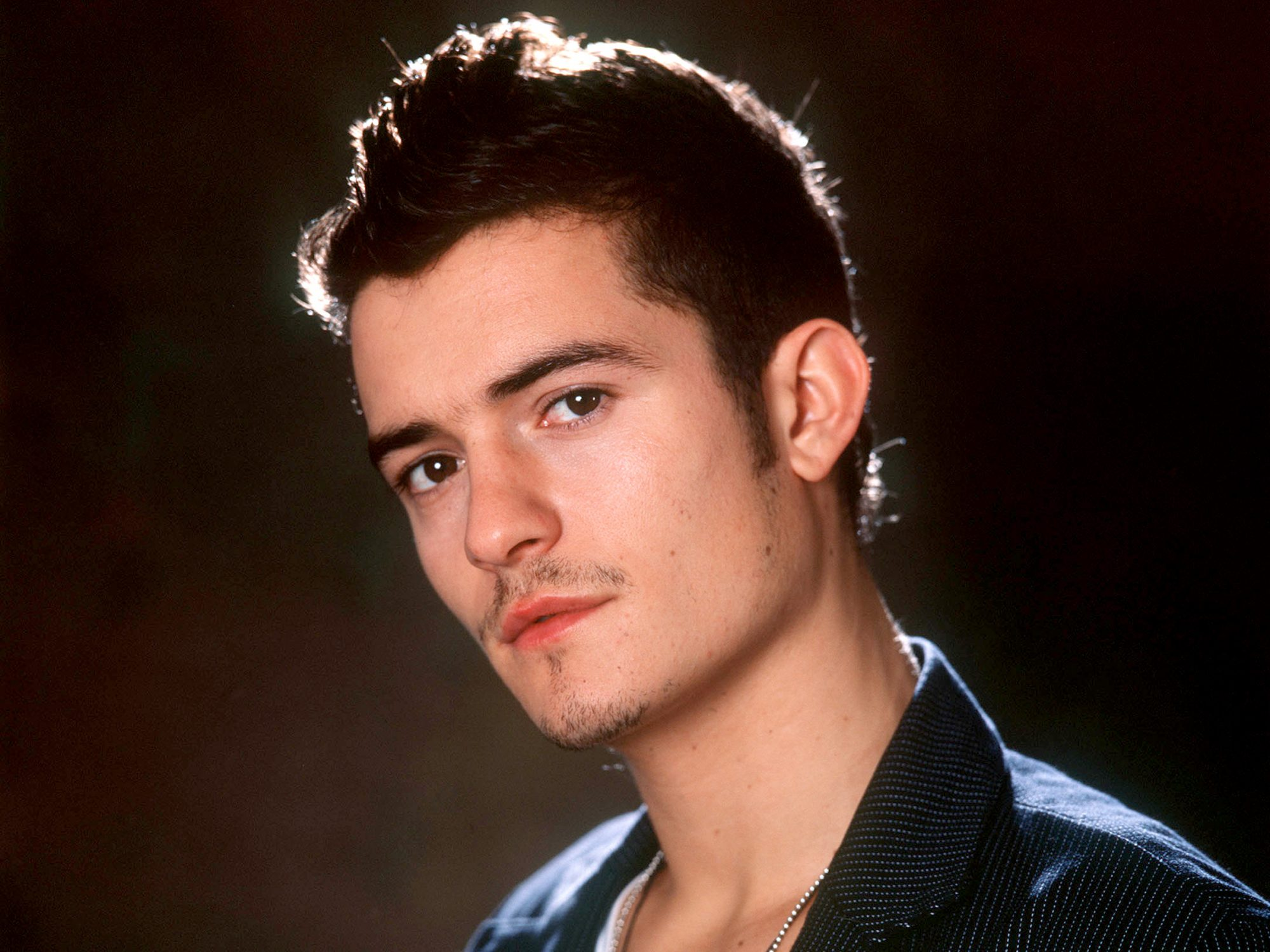 Lord Of The Rings cast - Orlando Bloom portrait