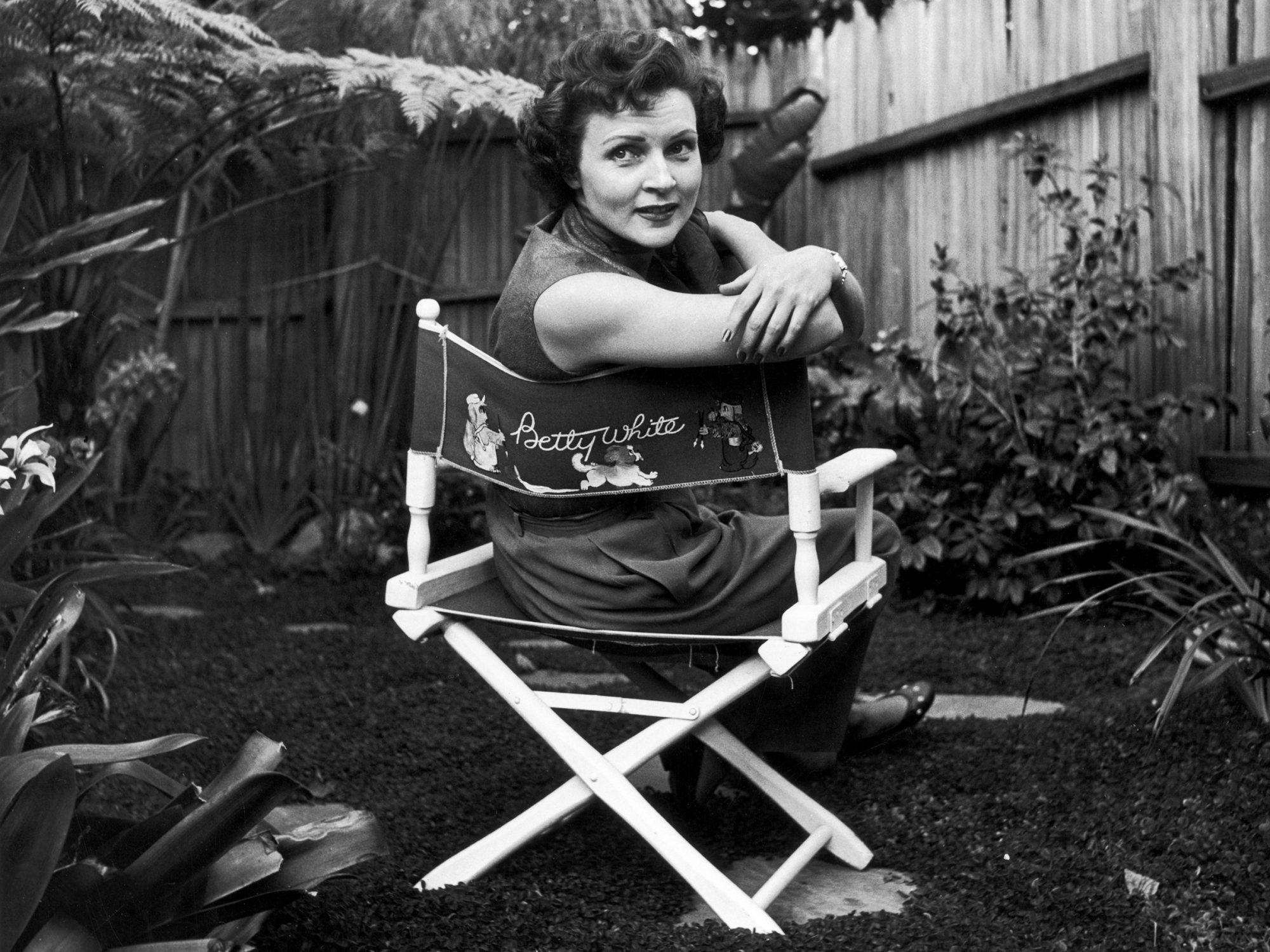 Betty's Chair