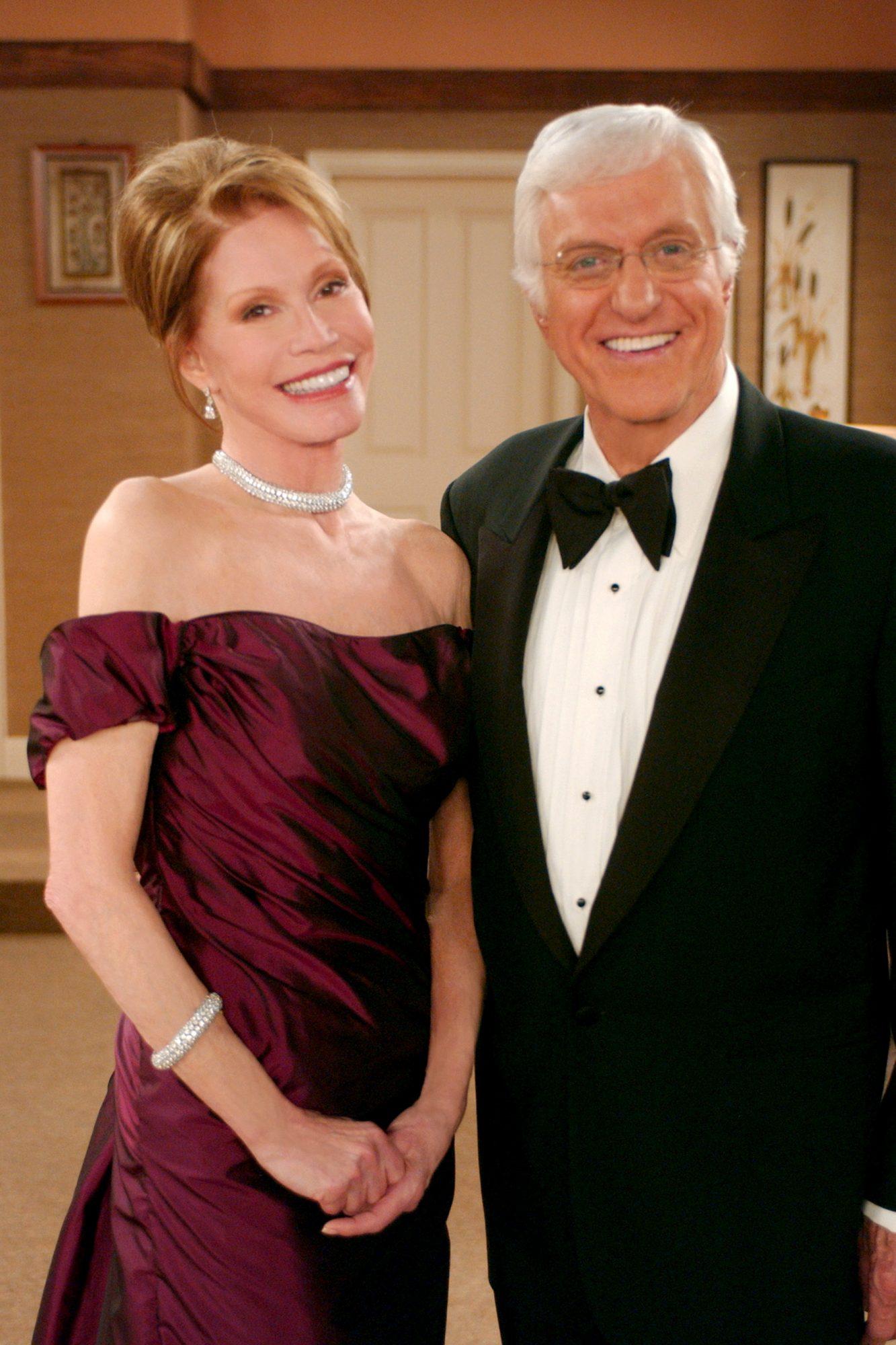 Portrait Of Laura & Rob Petrie