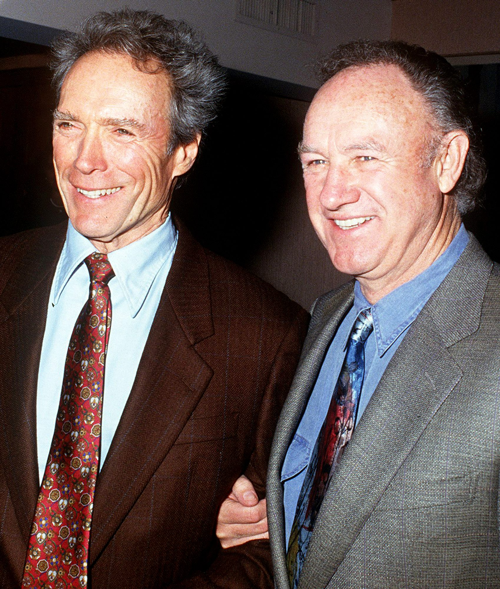 Eastwood And Hackman