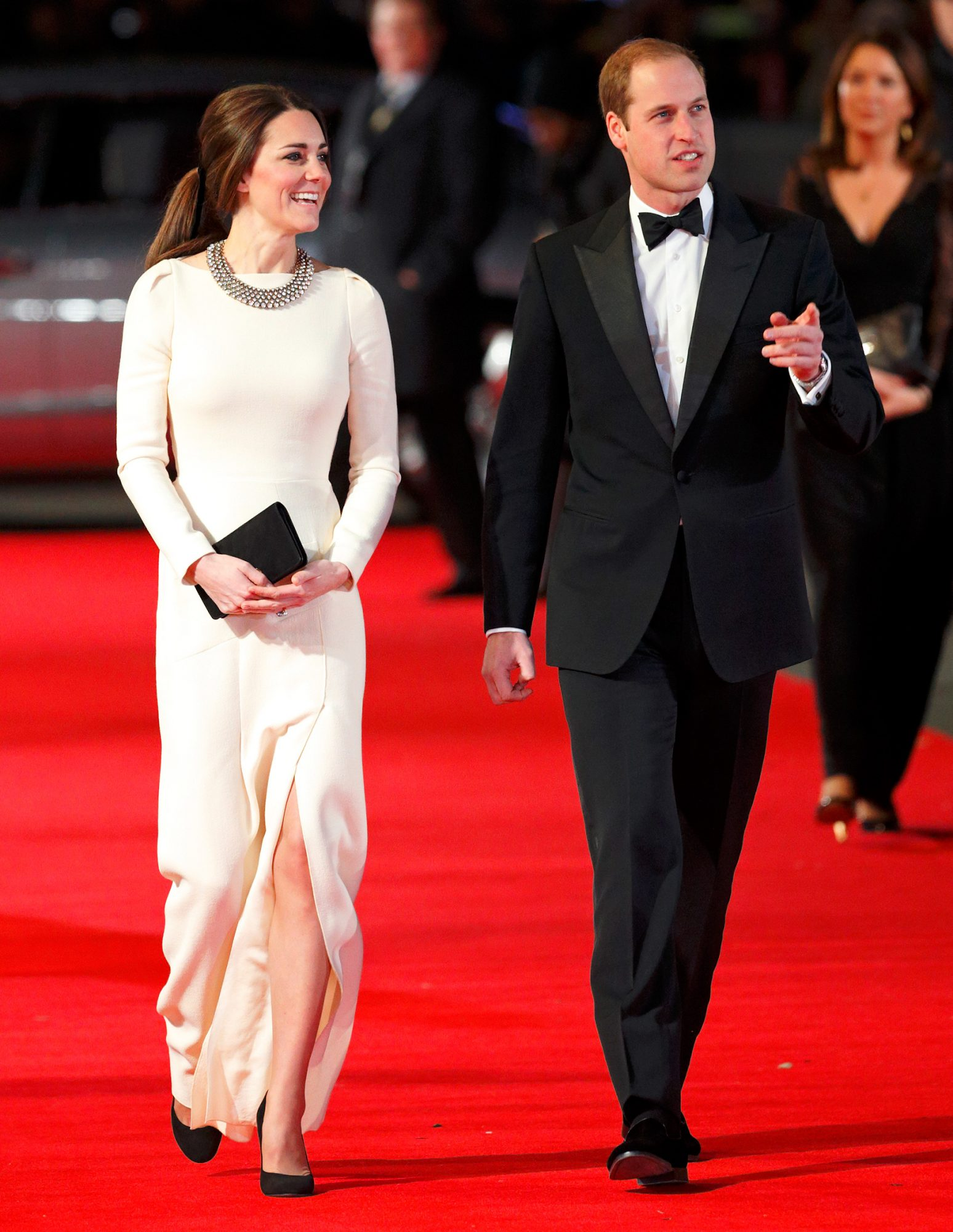 "The Royal Film Performance Of ""Mandela: Long Walk To Freedom"" - Red Carpet Arrivals"