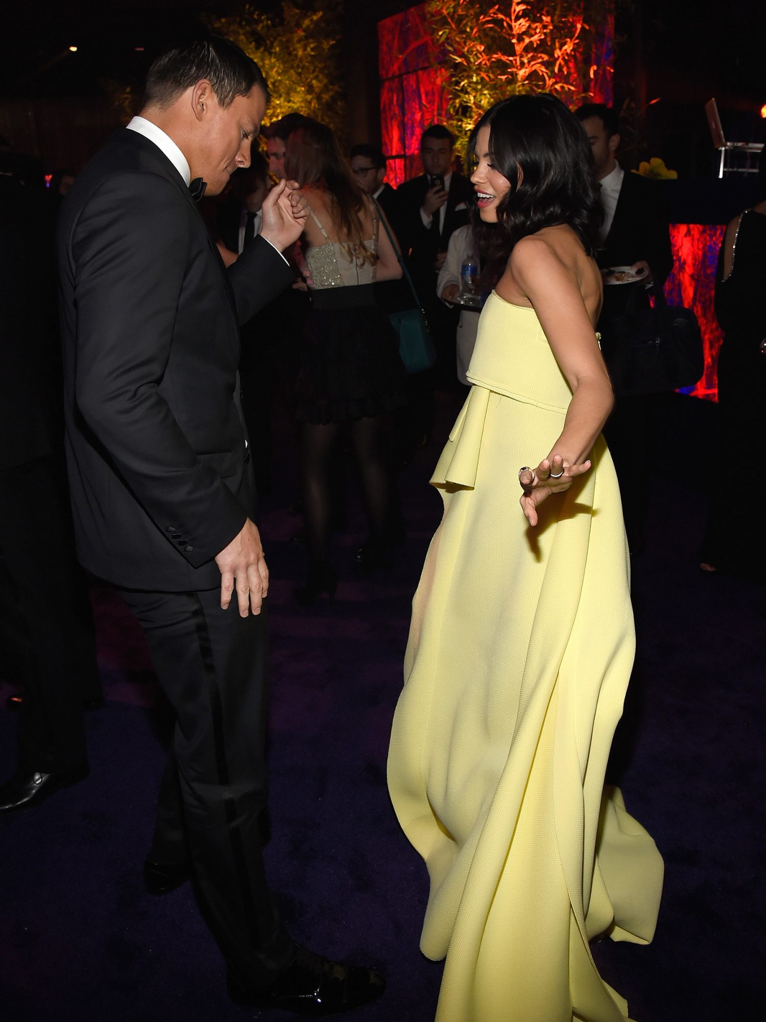 The 2015 InStyle And Warner Bros. 72nd Annual Golden Globe Awards Post-Party