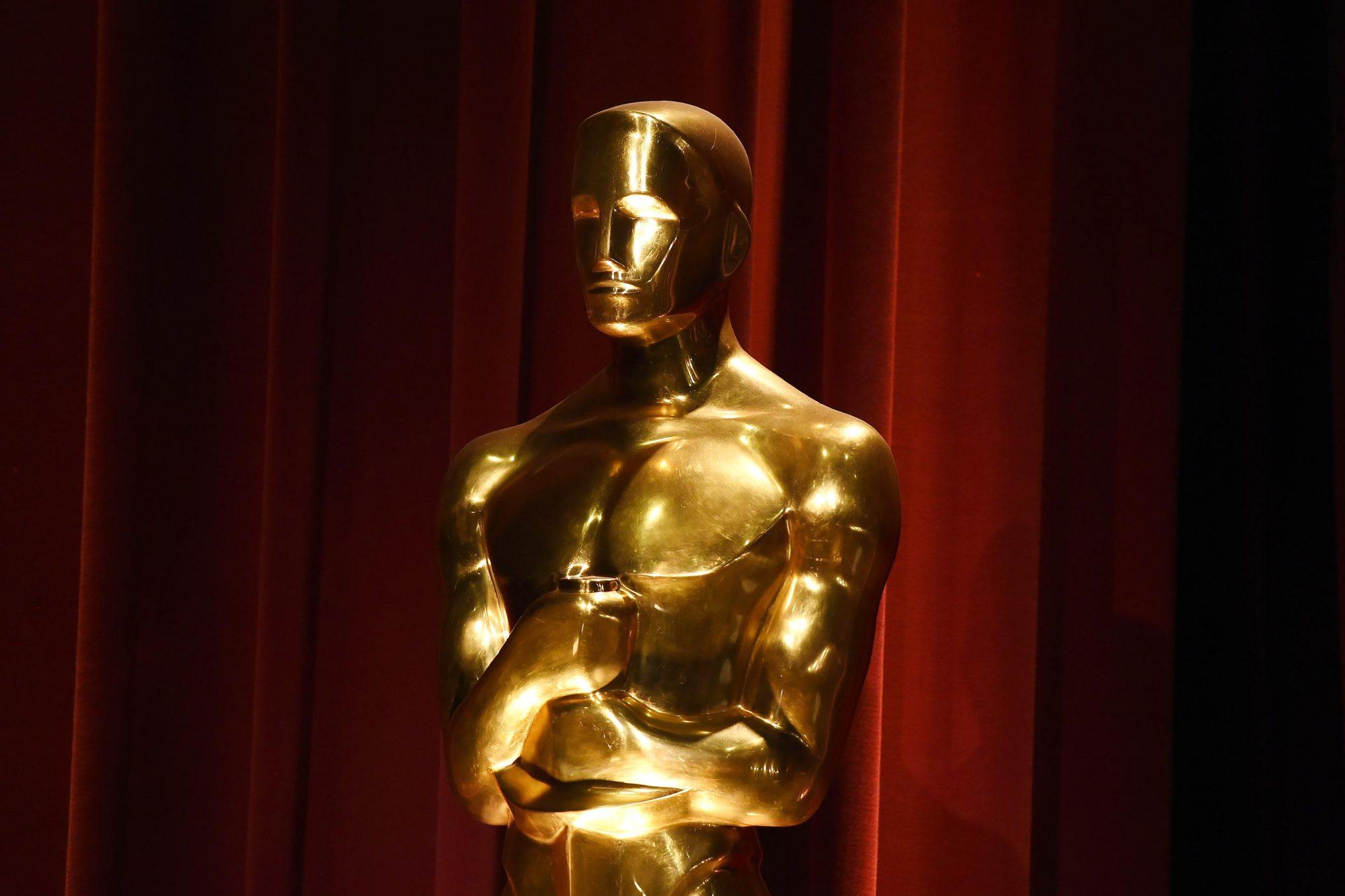 US-ENTERTAINMENT-FILM-OSCAR-NOMINATIONS