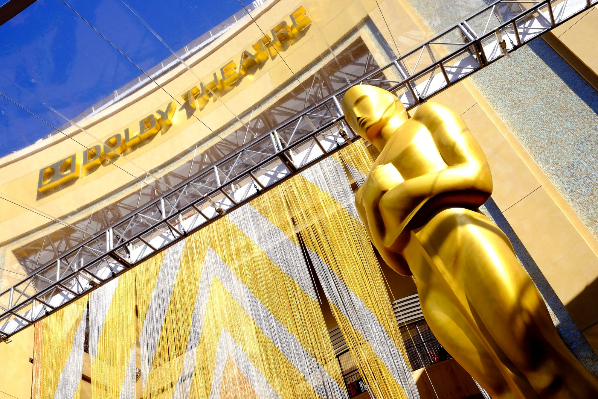 US-ENTERTAINMENT-OSCAR-WEEK-ROLLOUT-RED-CARPET-ACADEMY-AWARDS
