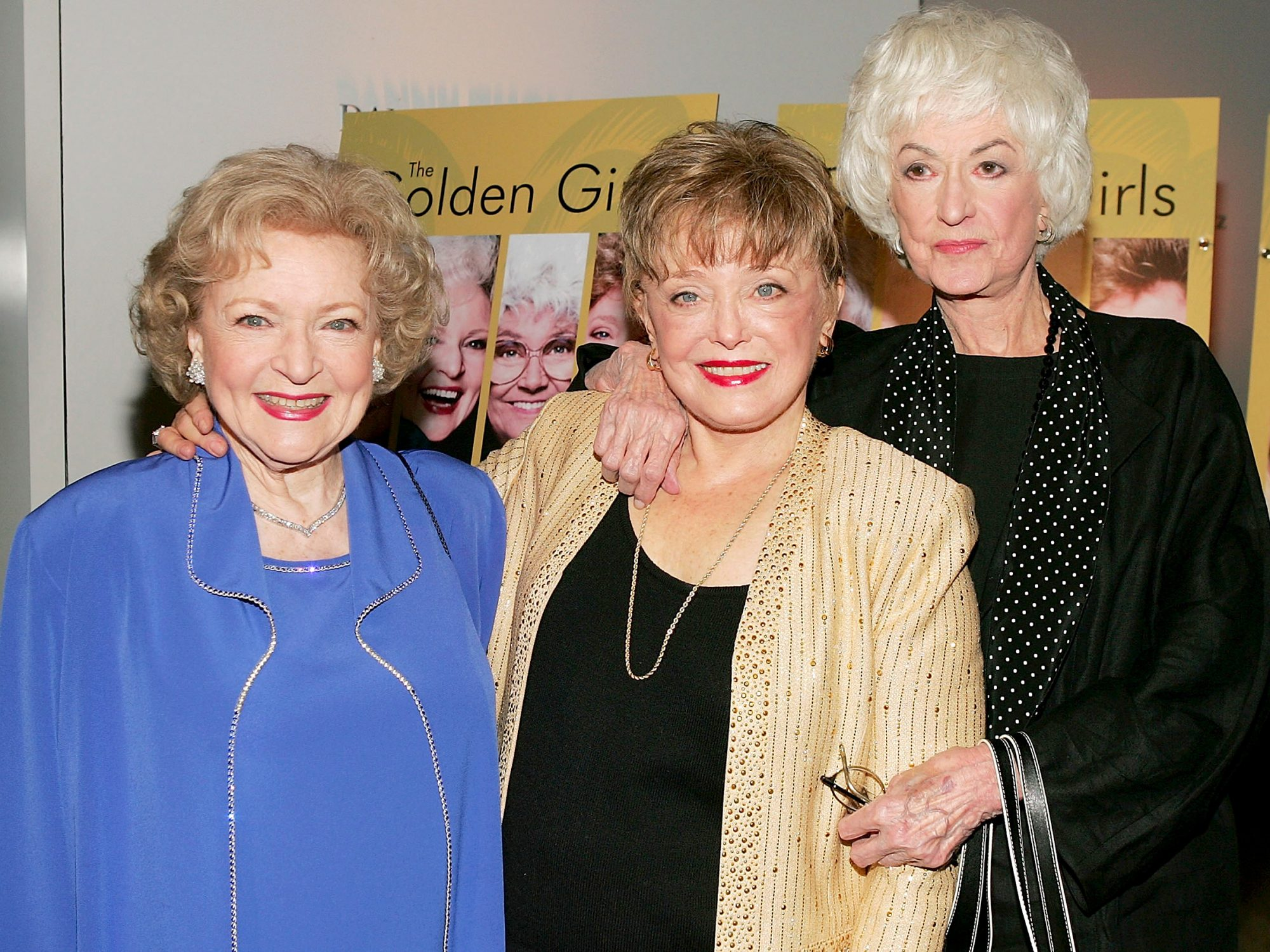 """DVD Release Party For """"The Golden Girls"""""""