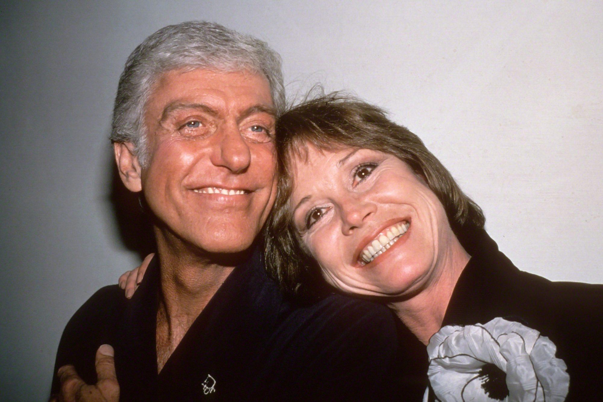 Dick Van Dyke and Mary Tyler Moore