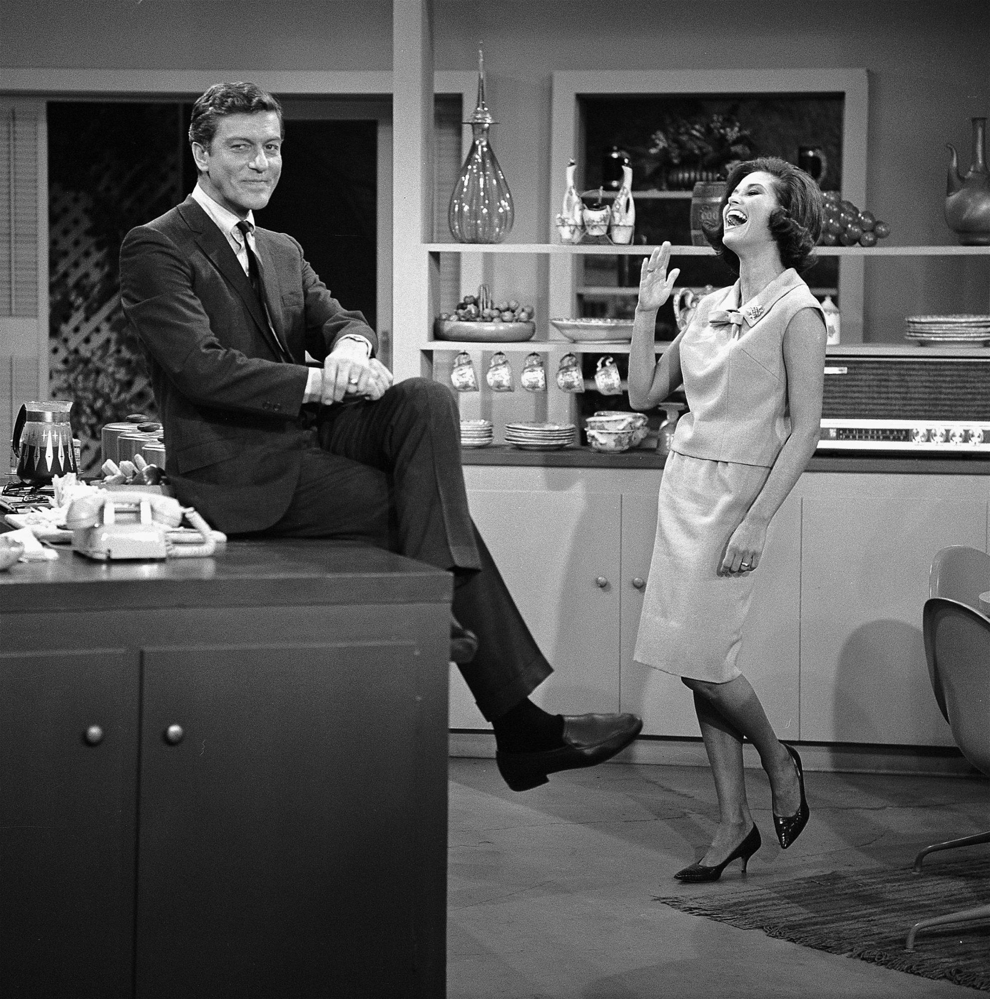 Van Dyke & Moore On 'The Dick Van Dyke Show'