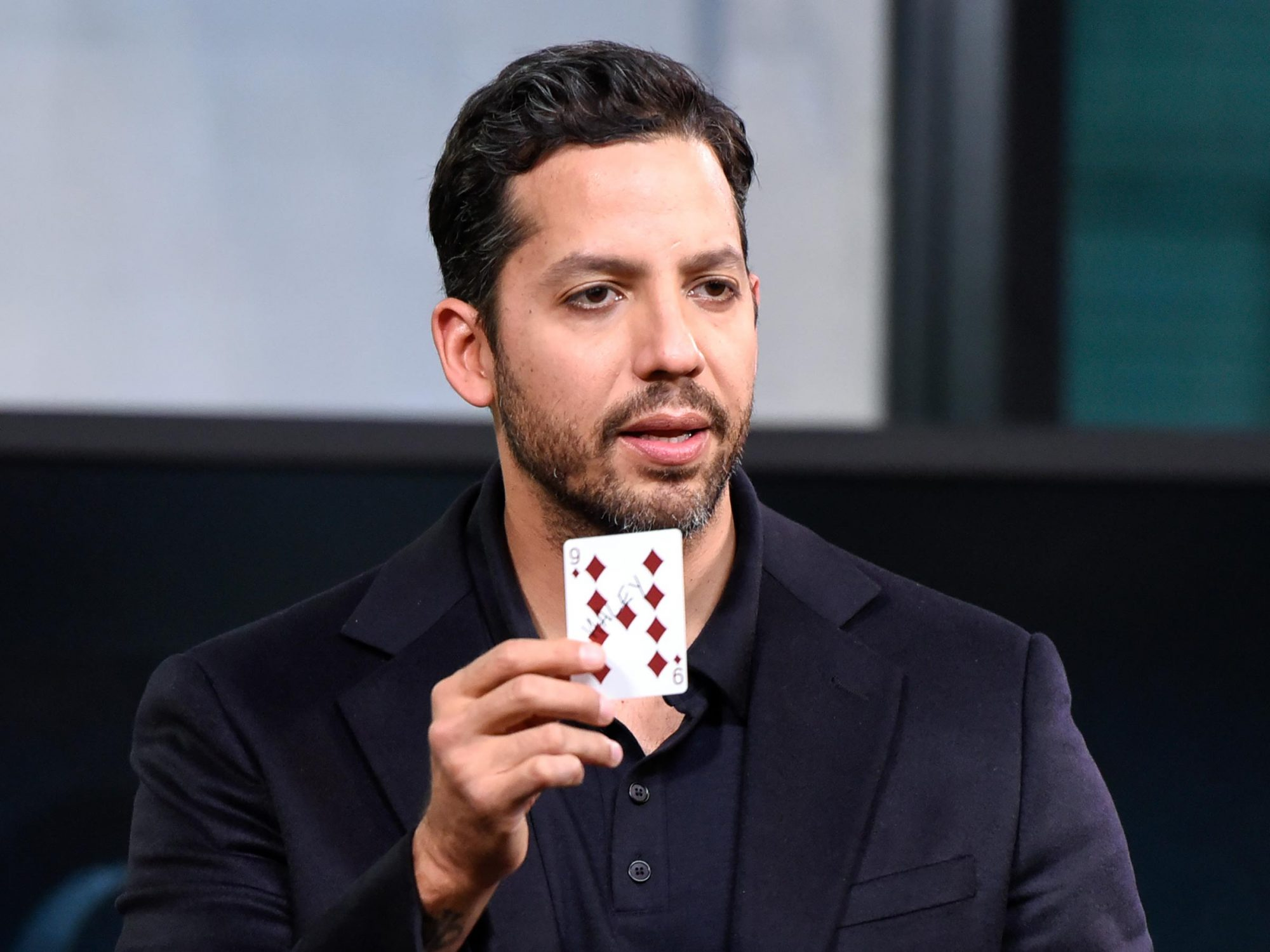 """The Build Series Presents David Blaine Discussing His New Special """"David Blaine: Beyond Magic"""""""