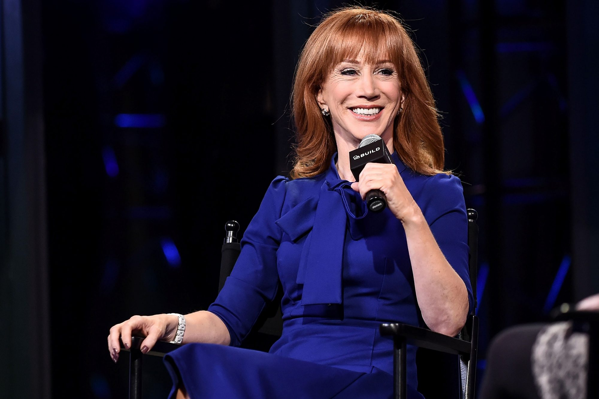 """The Build Series Presents Kathy Griffin Discussing Her New Book """"Kathy Griffin's Celebrity Run-Ins"""""""