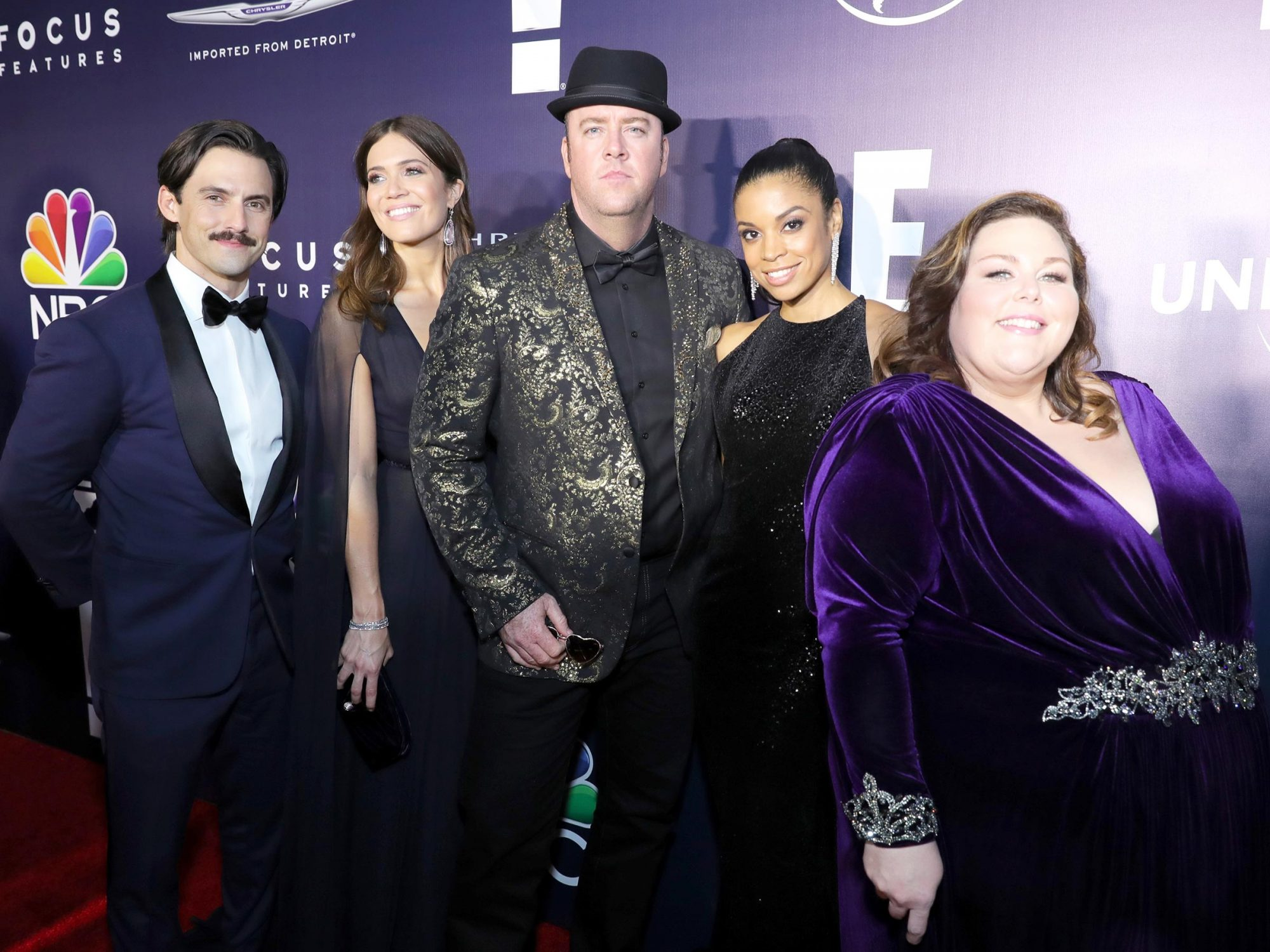 """NBC's """"74th Annual Golden Globe Awards"""" - Party"""