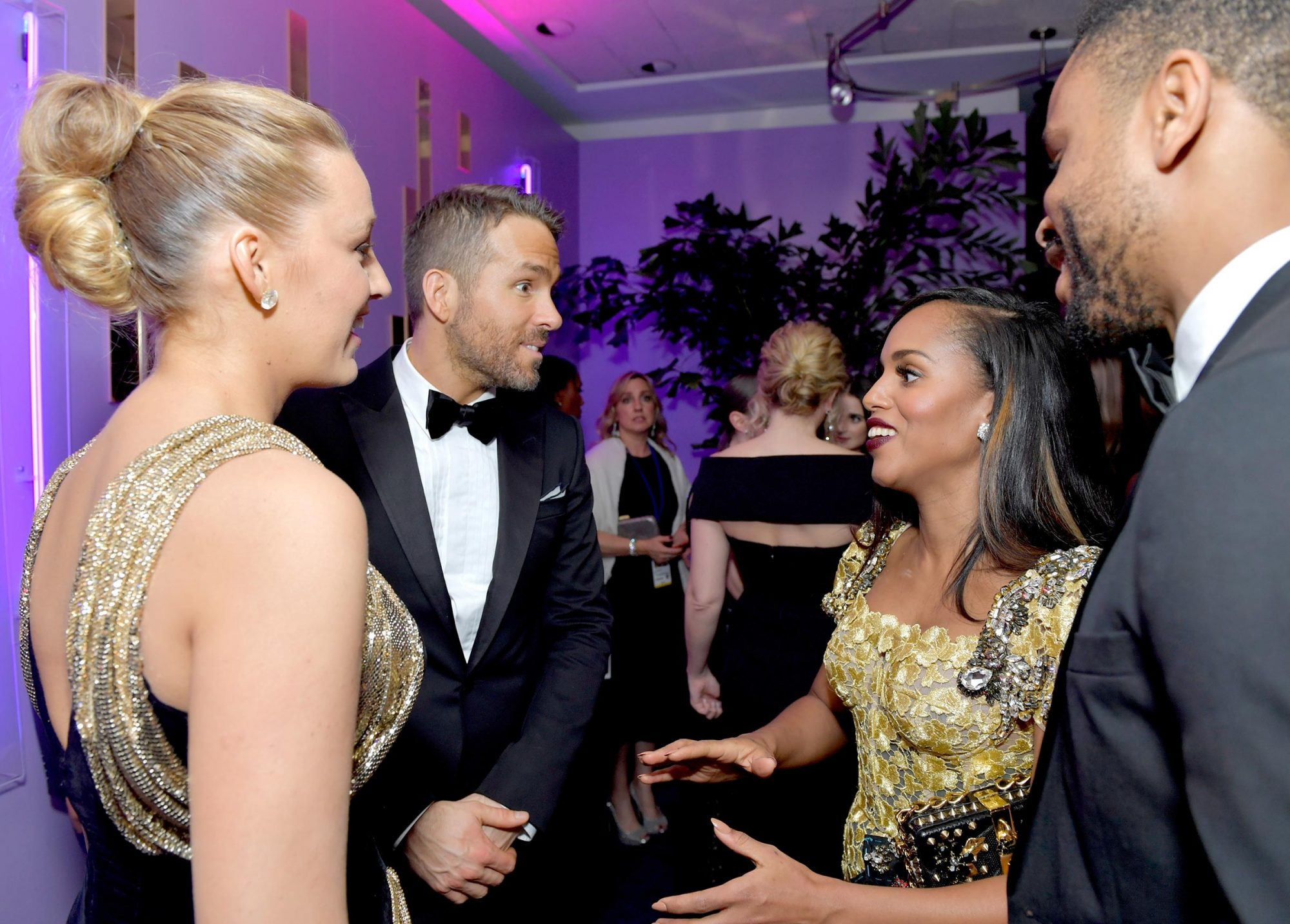 The 2017 InStyle And Warner Bros. 73rd Annual Golden Globe Awards Post-Party