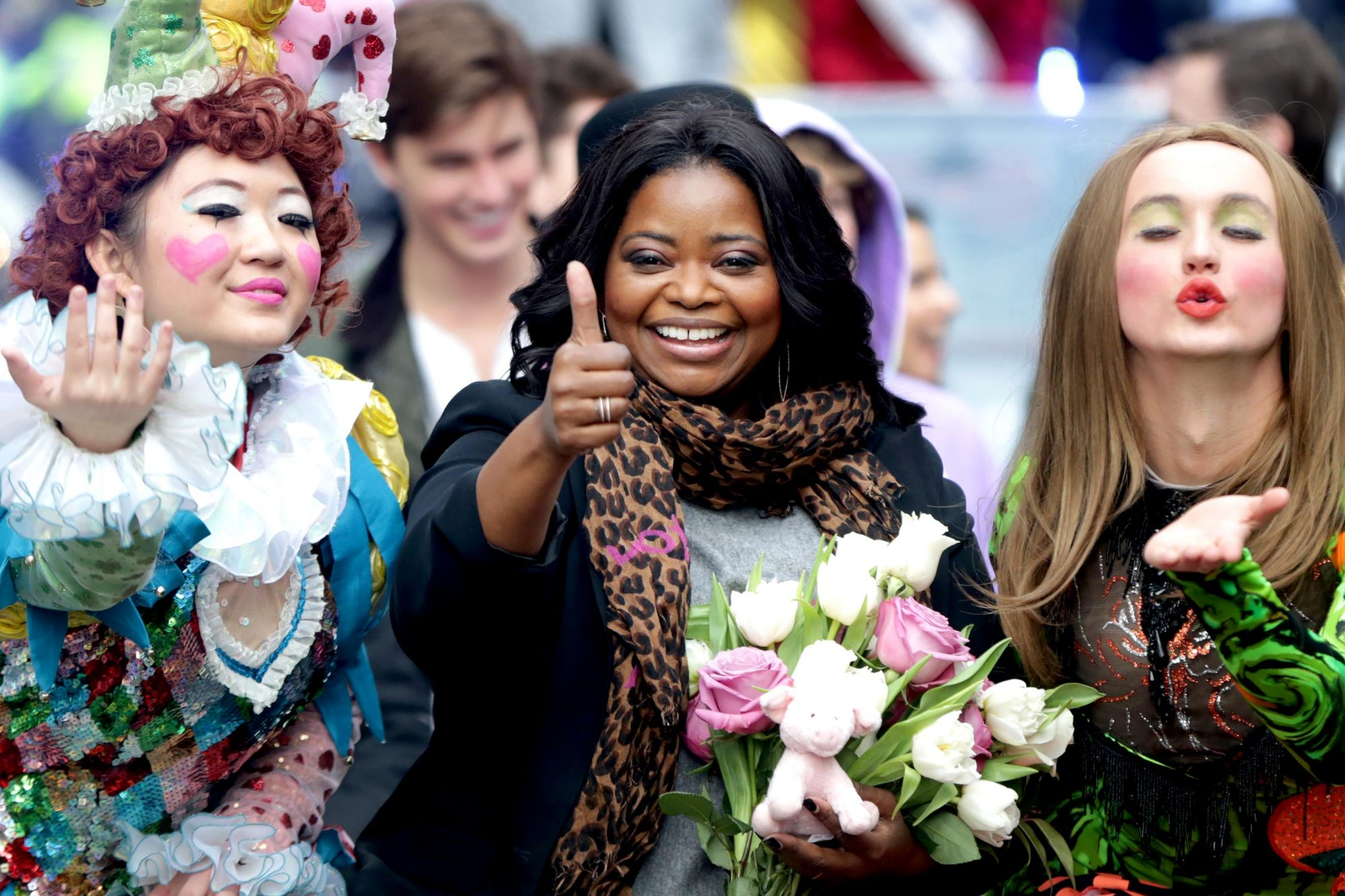Hasty Pudding Woman Of The Year 2017: Octavia Spencer