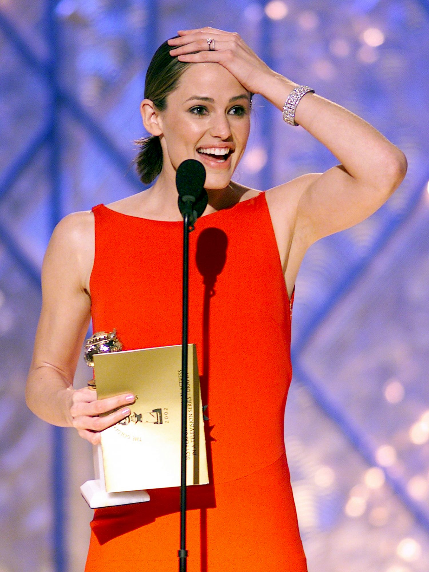 The 59th Annual Golden Globe Awards - Show