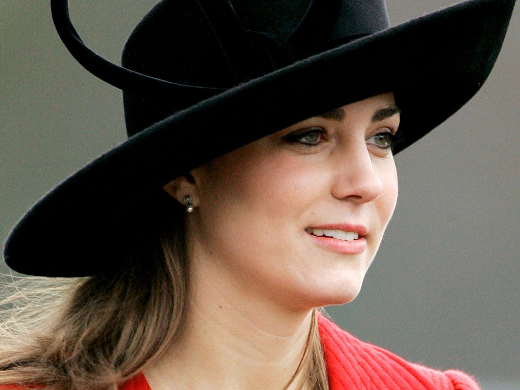 Kate Middleton at Passing-Out Parade