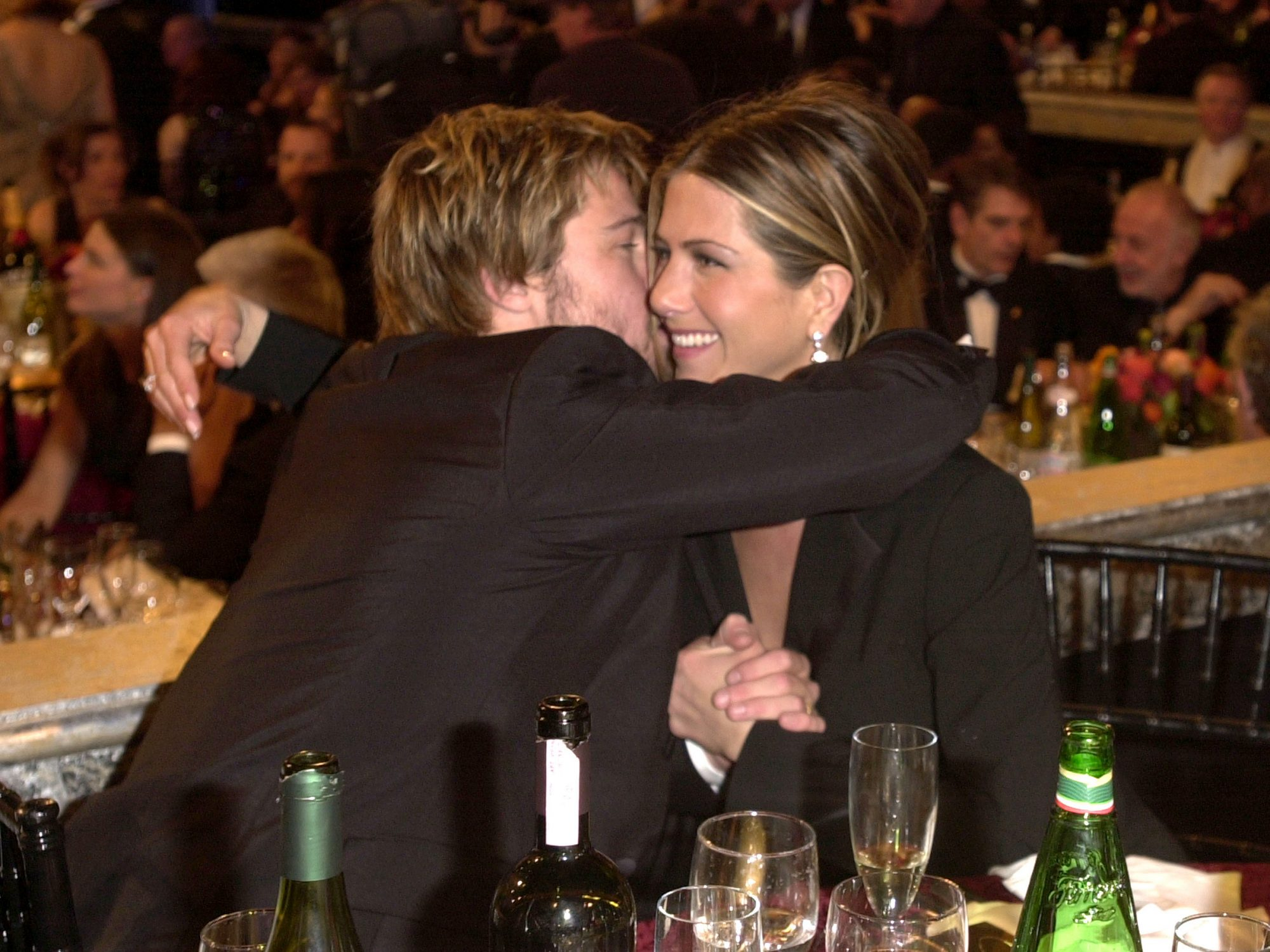 The 59th Annual Golden Globe Awards - Audience and Show