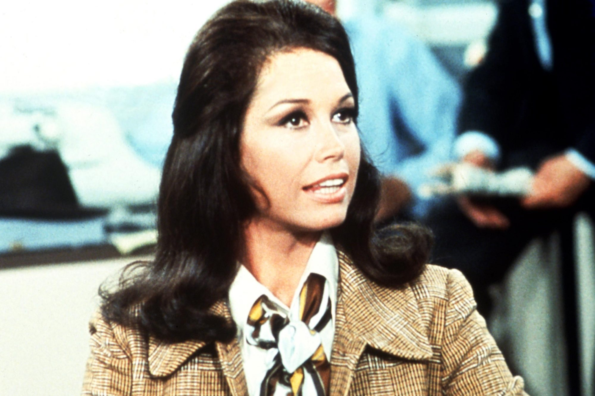 Mary Tyler Moore In 'The Mary Tyler Moore Show'
