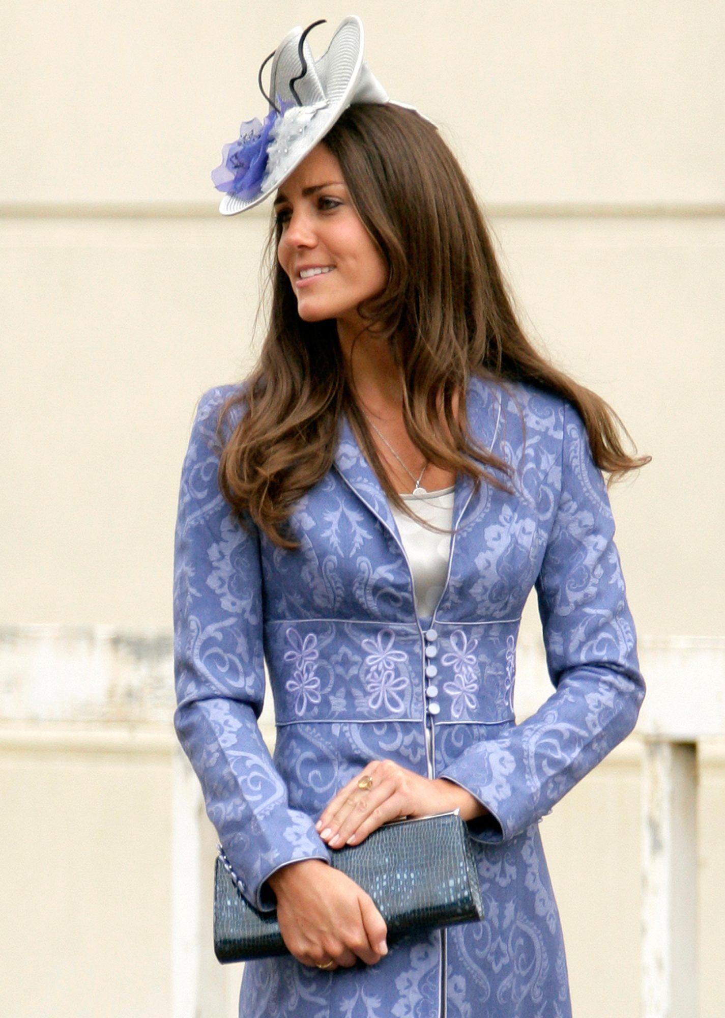 Royals Attend Nicholas Van Cutsem And Alice Hadden-Paton's Wedding