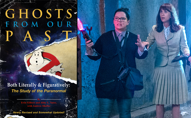 Ghosts from Our Past: Both Literally and Figuratively (Ghostbusters)