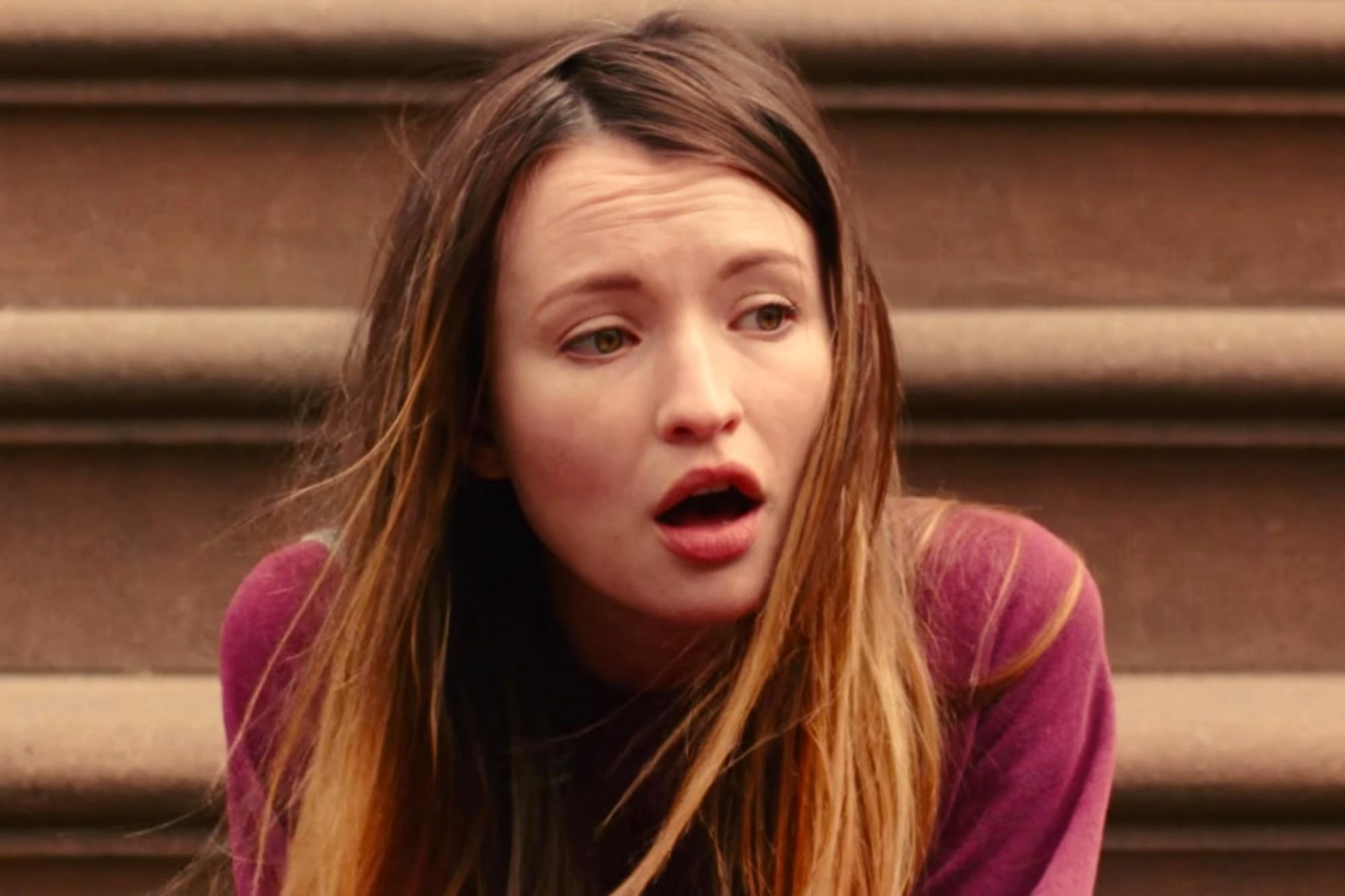 Golden Exits Sundance Teaser Trailer -- Pictured: Emily Browning (screen grab)