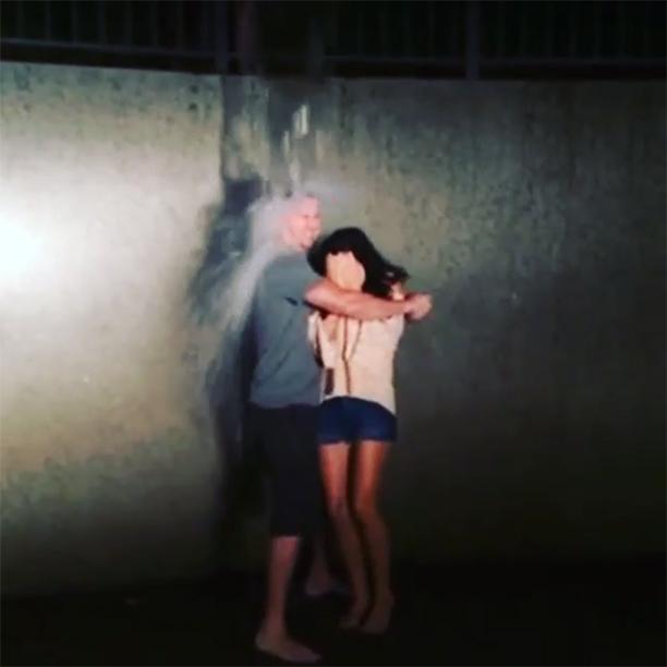 Their co-ice bucket challenge