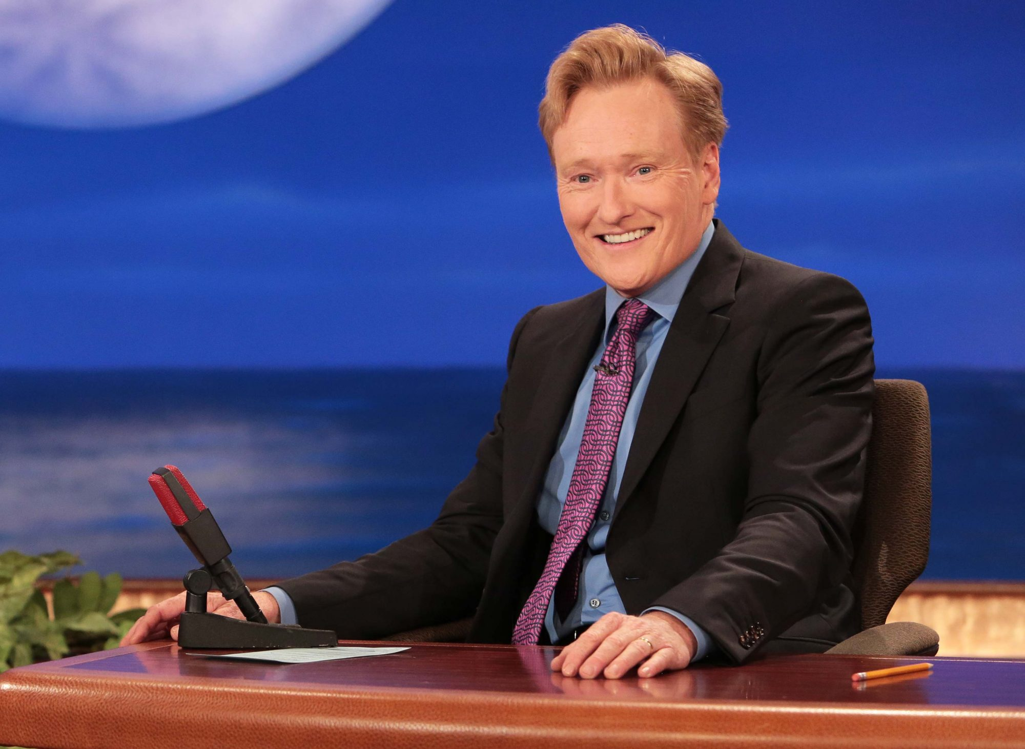 Conan, Episode 0602, August 05, 2014Meghan Sinclair/Conaco, LLC for TBS