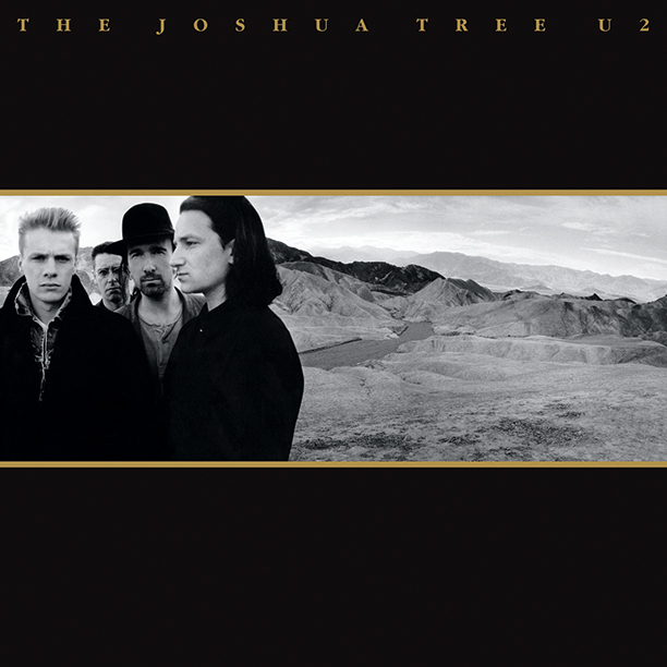 2. The Joshua Tree (1987)