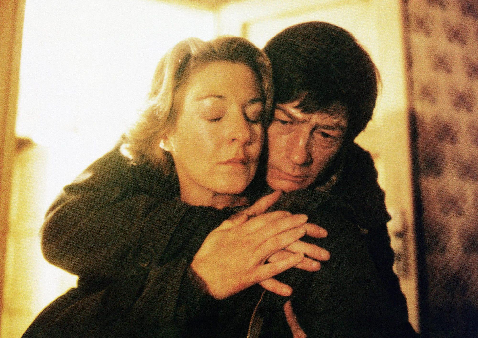 NIGHT CROSSING, from left: Jane Alexander, John Hurt, 1982, © Buena Vista/courtesy Everett Collectio