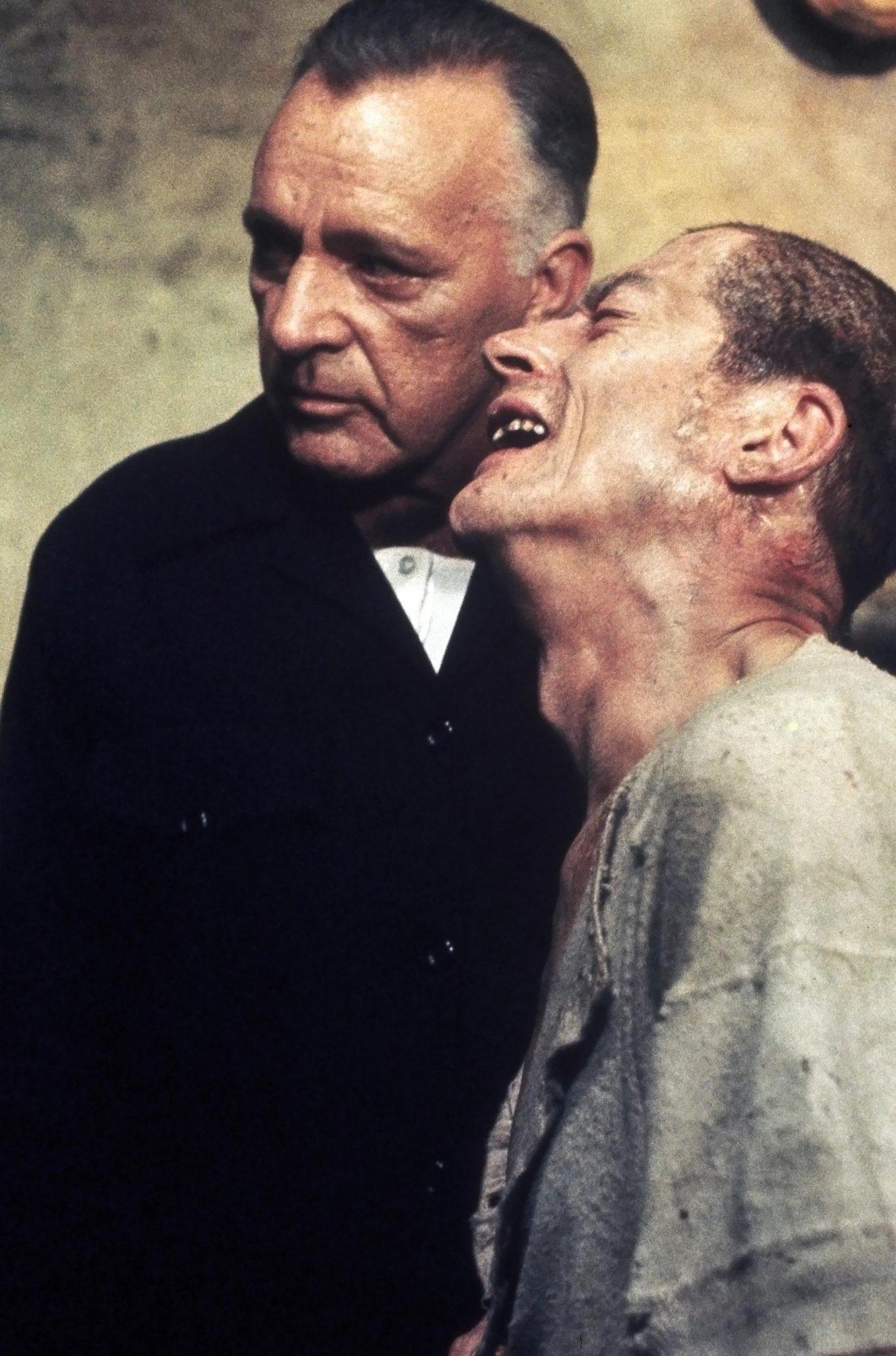 1984, Richard Burton, John Hurt, 1984, (c) Atlantic Releasing/courtesy Everett Collection