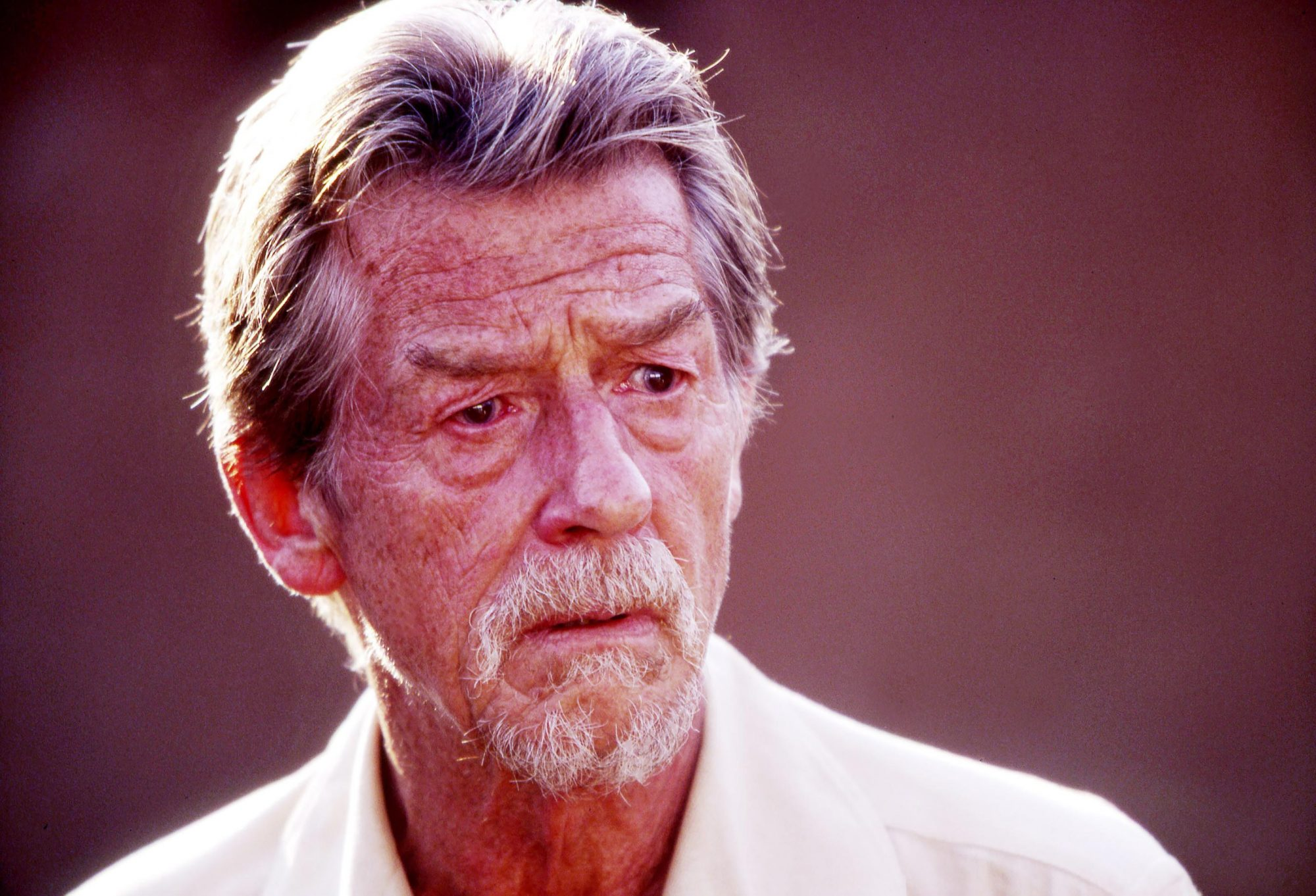 SHOOTING DOGS, (aka IN EVERY HUMAN HEART, aka BEYOND THE GATES), John Hurt, 2005. ©IFC Films/courtes