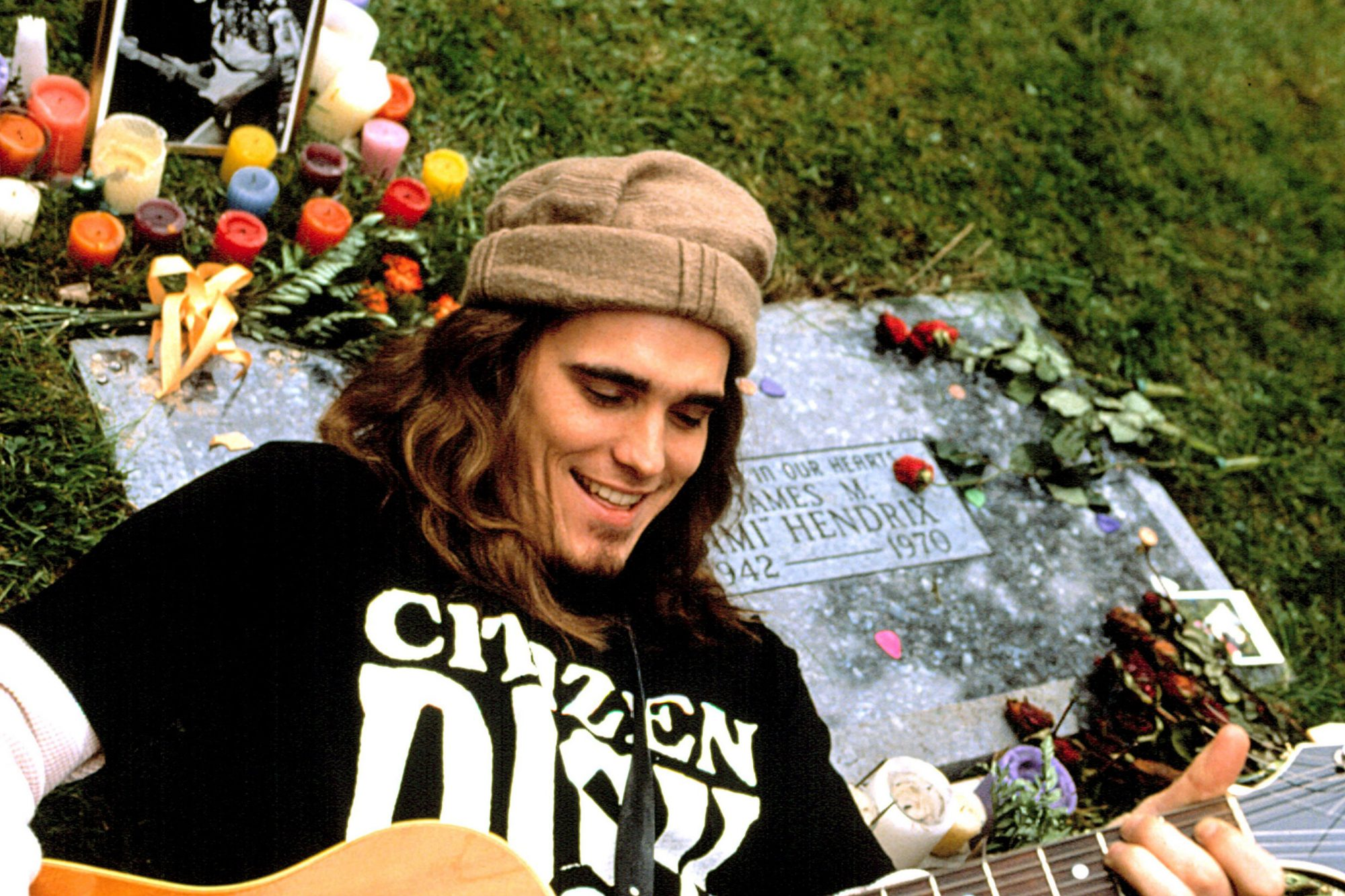 SINGLES, Matt Dillon, 1992