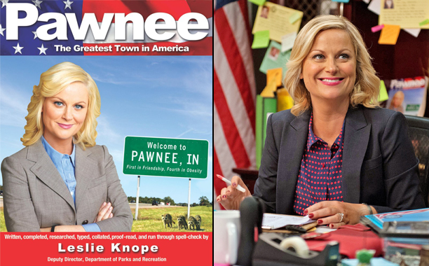 Pawnee: The Greatest Town in America (Parks and Recreation)