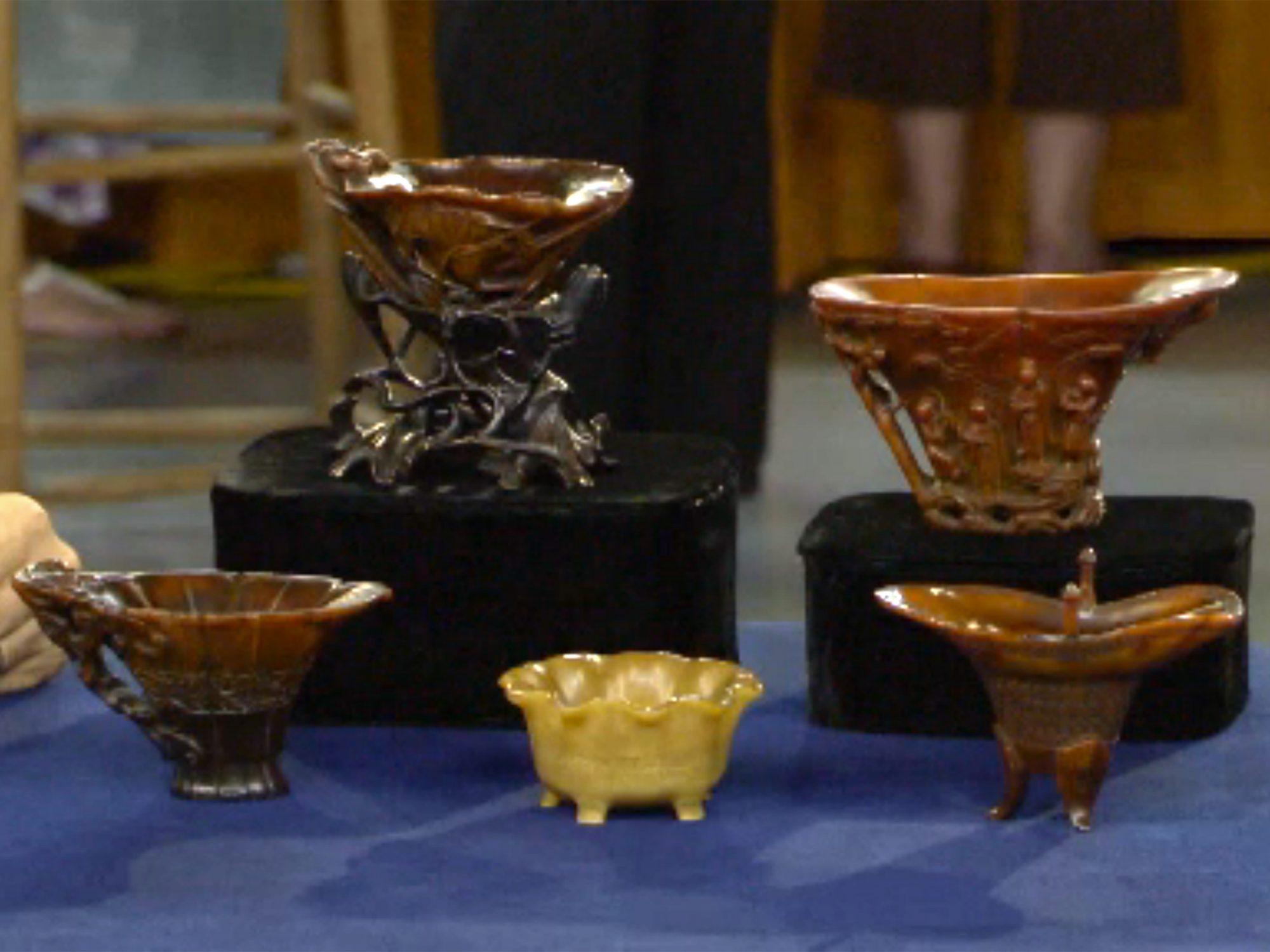 rhinoceros-horn-cups