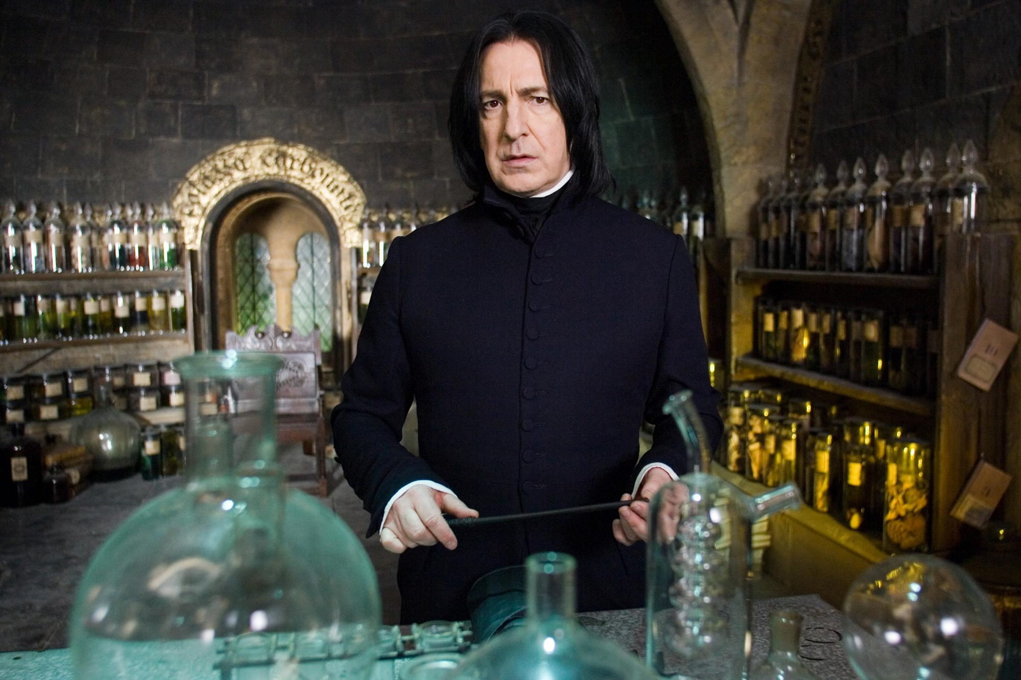 Harry Potter and the Order of the Phoenix (2007)ALAN RICKMAN