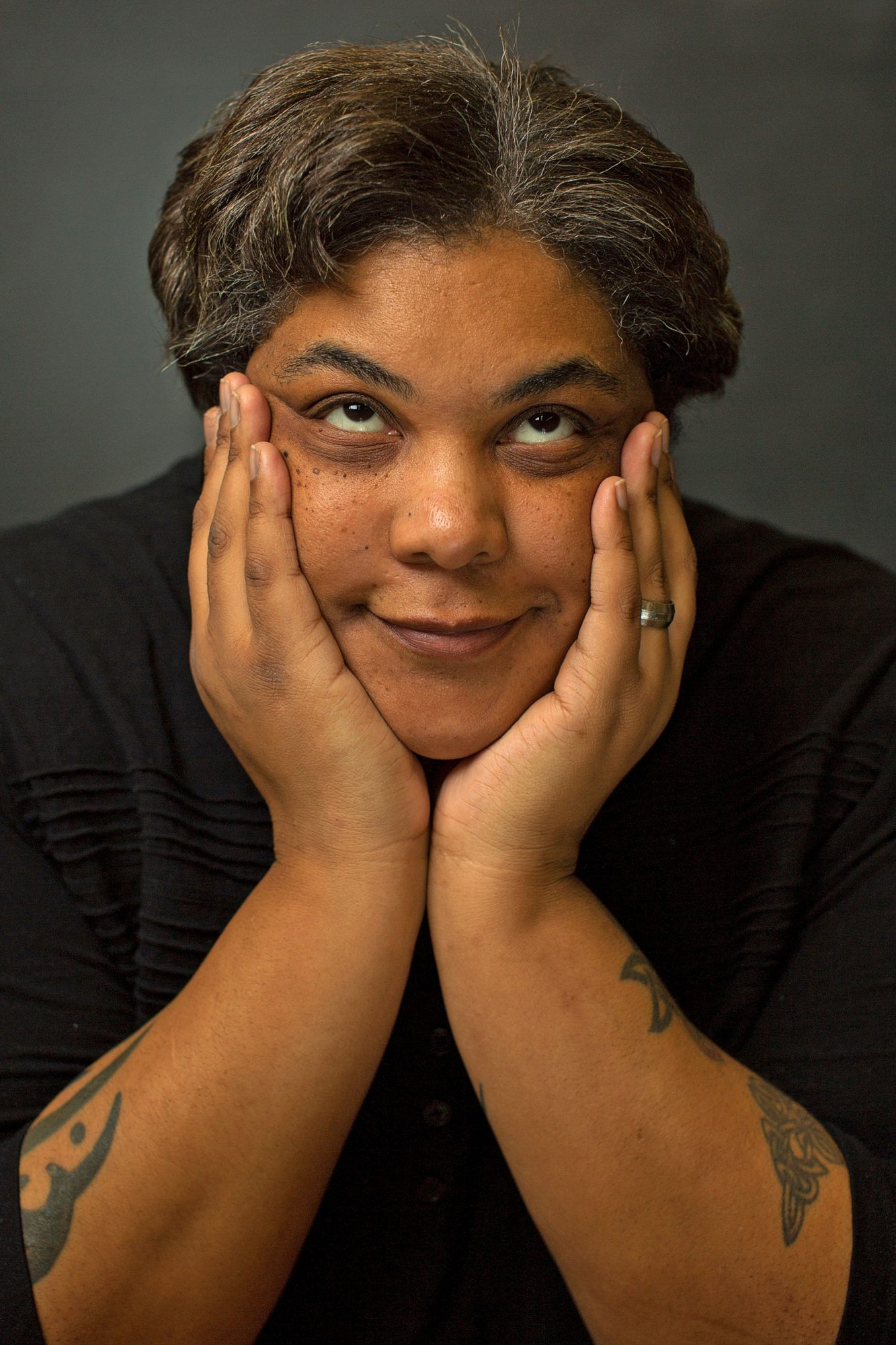 Roxane Gay author of Hunger: A Memoir of (My) Body (6/13/17)