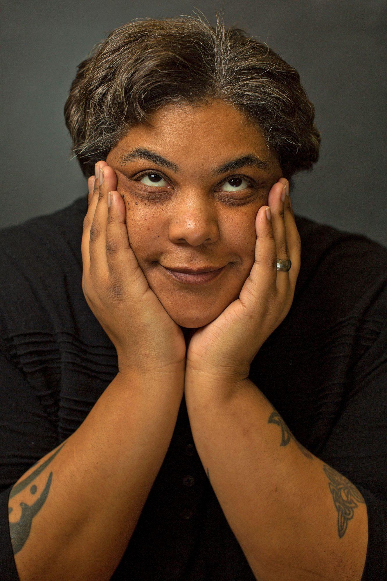 Roxane Gay author of Hunger: A Memoir of (My) Body (6/13/17)