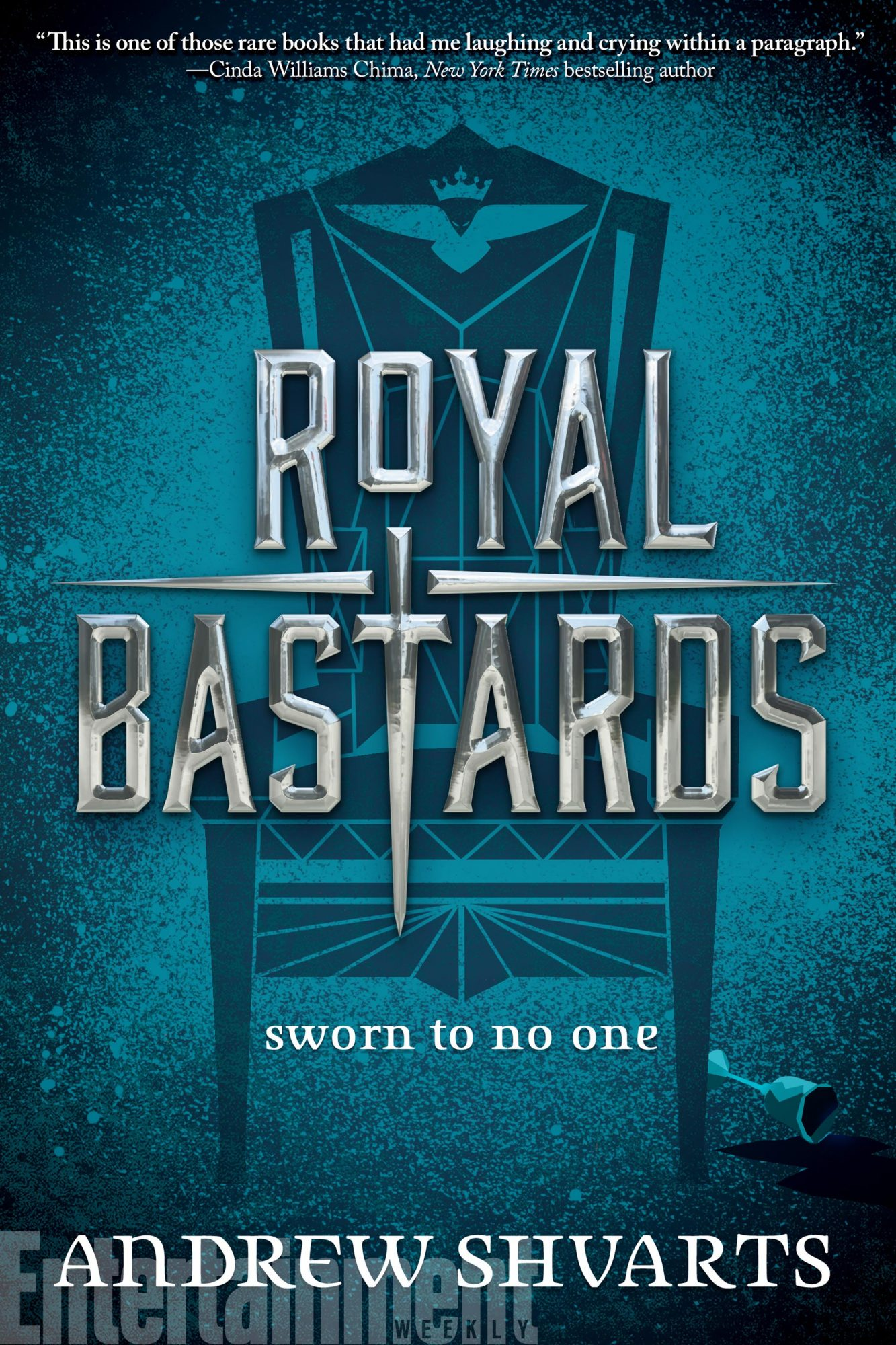 *Exclusive* Royal Bastards by Andrew Schvarts