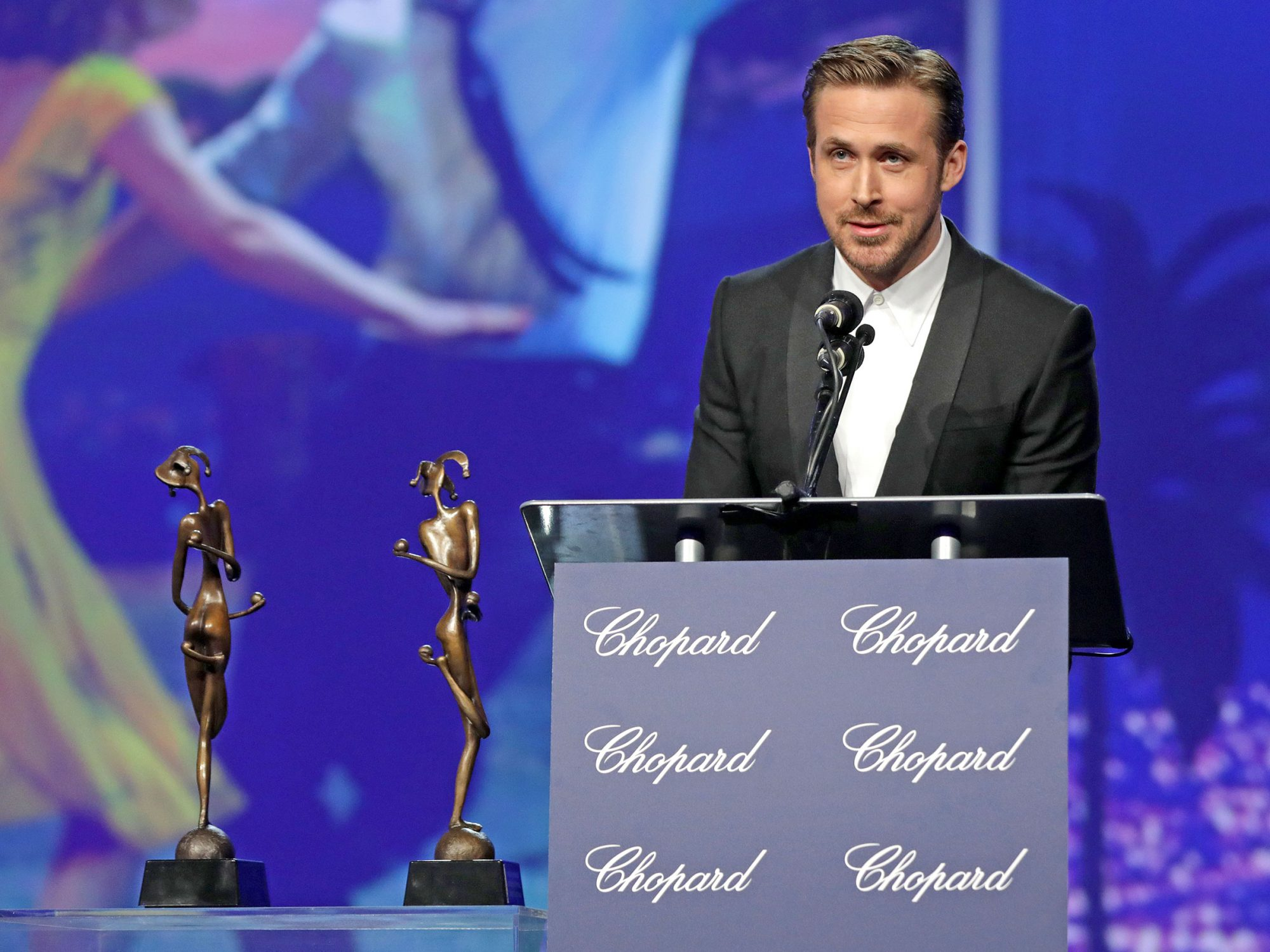 28th Annual Palm Springs International Film Festival - Awards Presentation