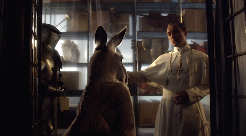 The Young Pope screen grab Episode 2