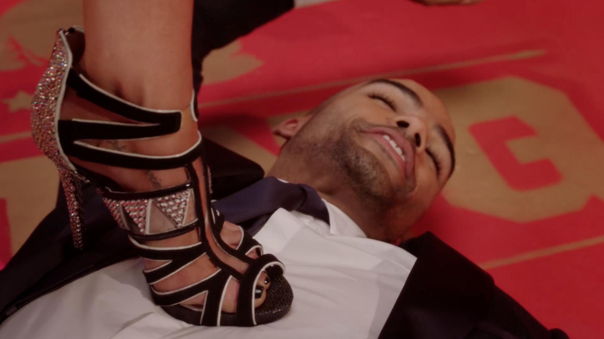 The Royals: Eleanor's Shoe