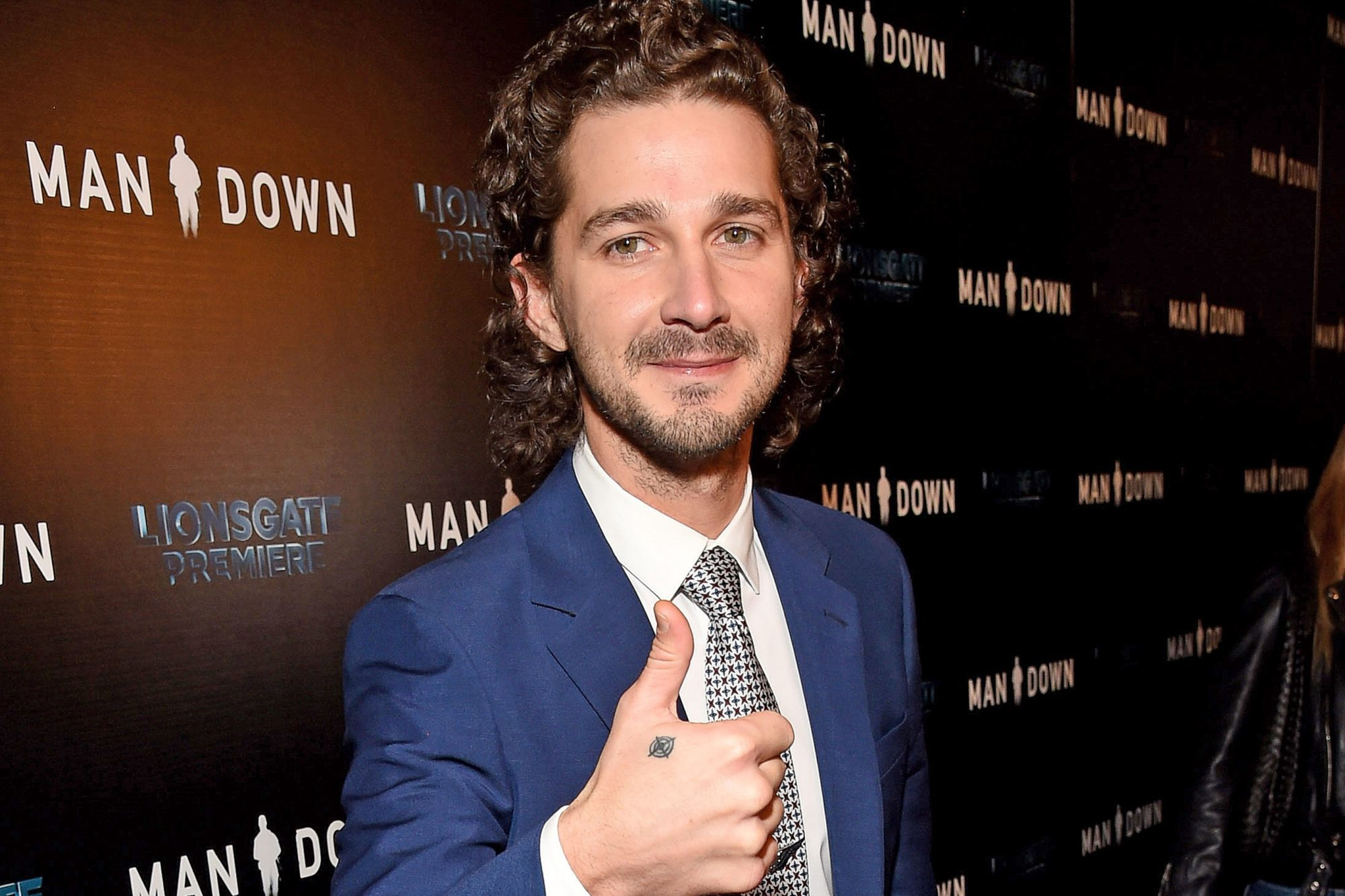 "Los Angeles Premiere of ""Man Down"""