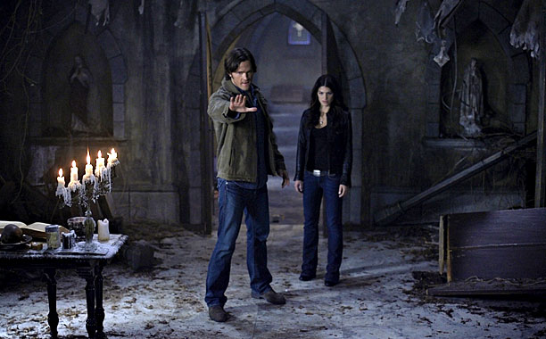 Season 4, episode 22 For all of season 4, Sam and Dean thought they were trying to prevent the apocalypse. In fact, some of heaven's…