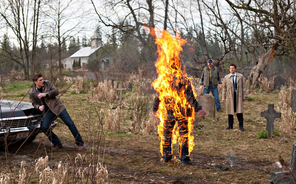 Season 5, episode 22 For creator Eric Kripke, the season 5 finale marked the end of the story as he'd imagined it, and that end…