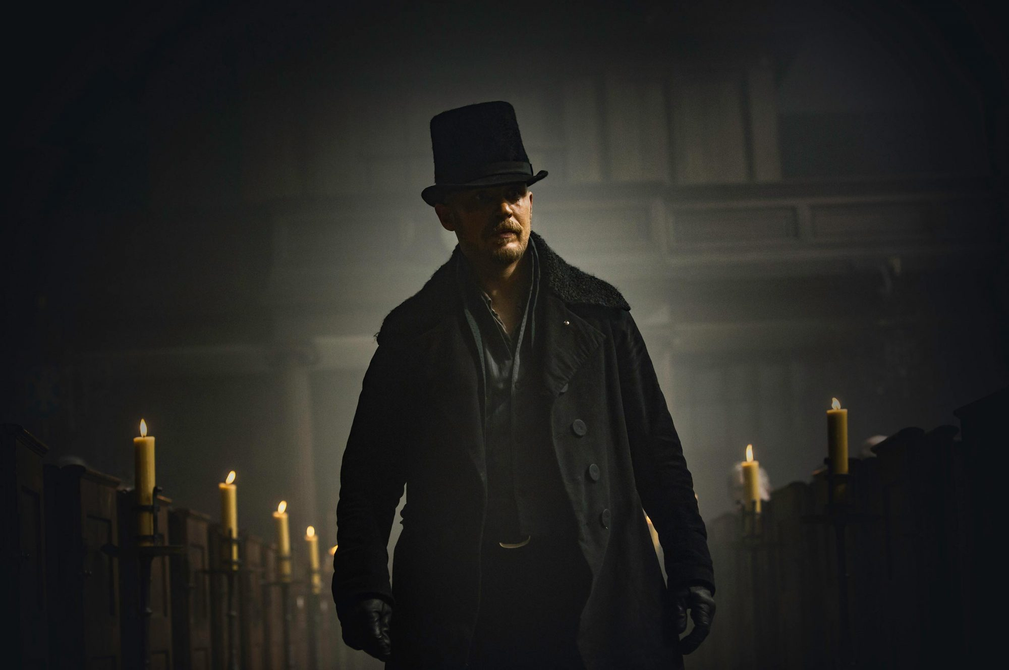 TABOOSeason 1, Episode 1Air Date: January 10, 2017Pictured: Tom Hardy