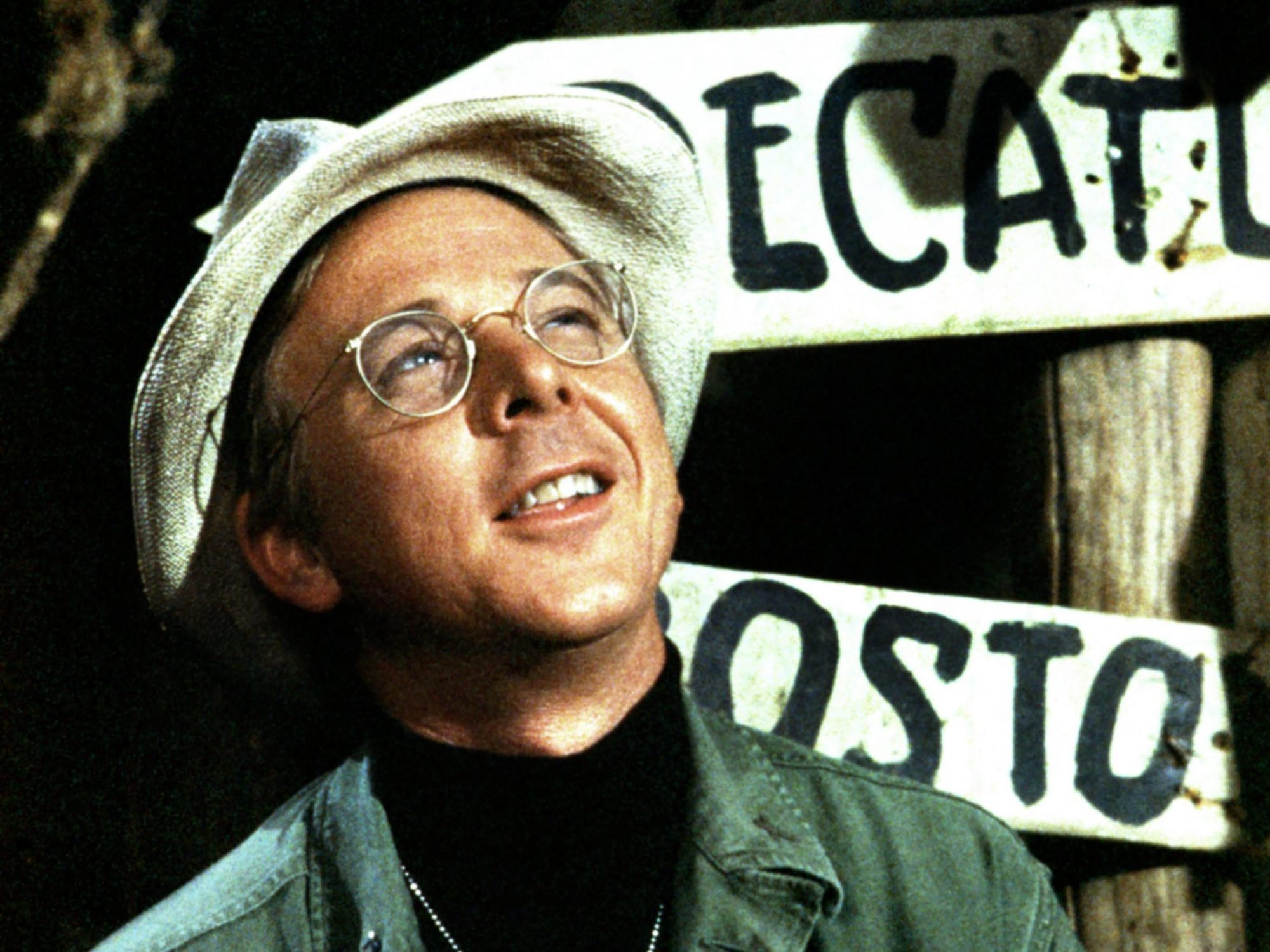 MASH, William Christopher, 1972-83, TM and Copyright © 20th Century Fox Film Corp. All rights reserv