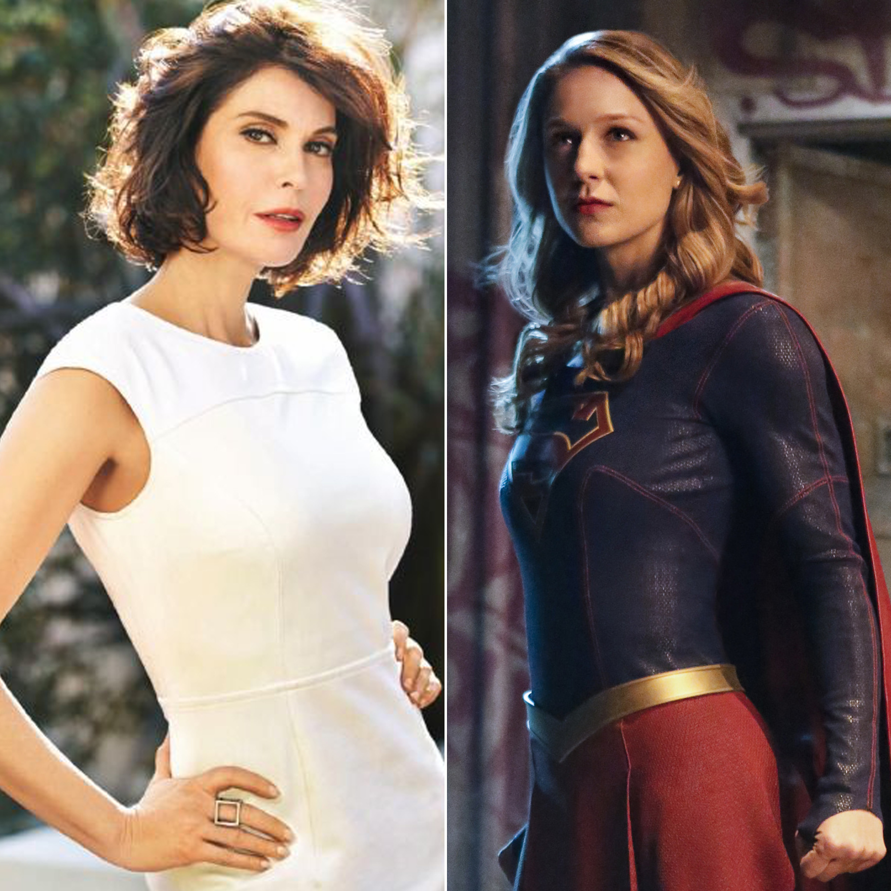 Teri Hatcher joins Supergirl