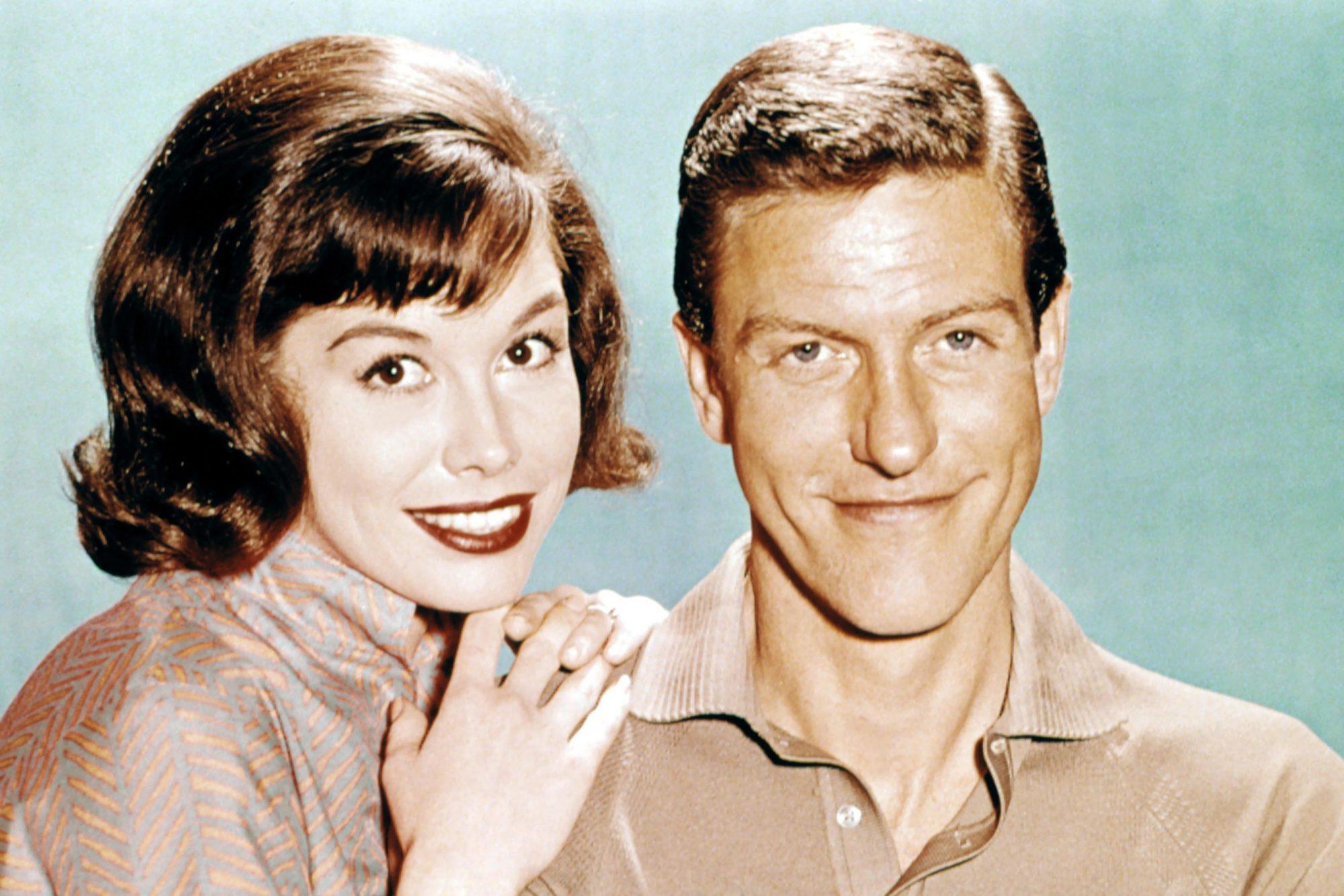 THE DICK VAN DYKE SHOW, Mary Tyler Moore, Dick Van Dyke, 1961-66