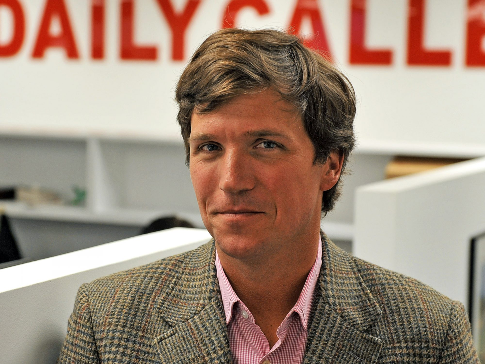 Tucker Carlson and the Launch of the Daily Caller, a New Conservative Website